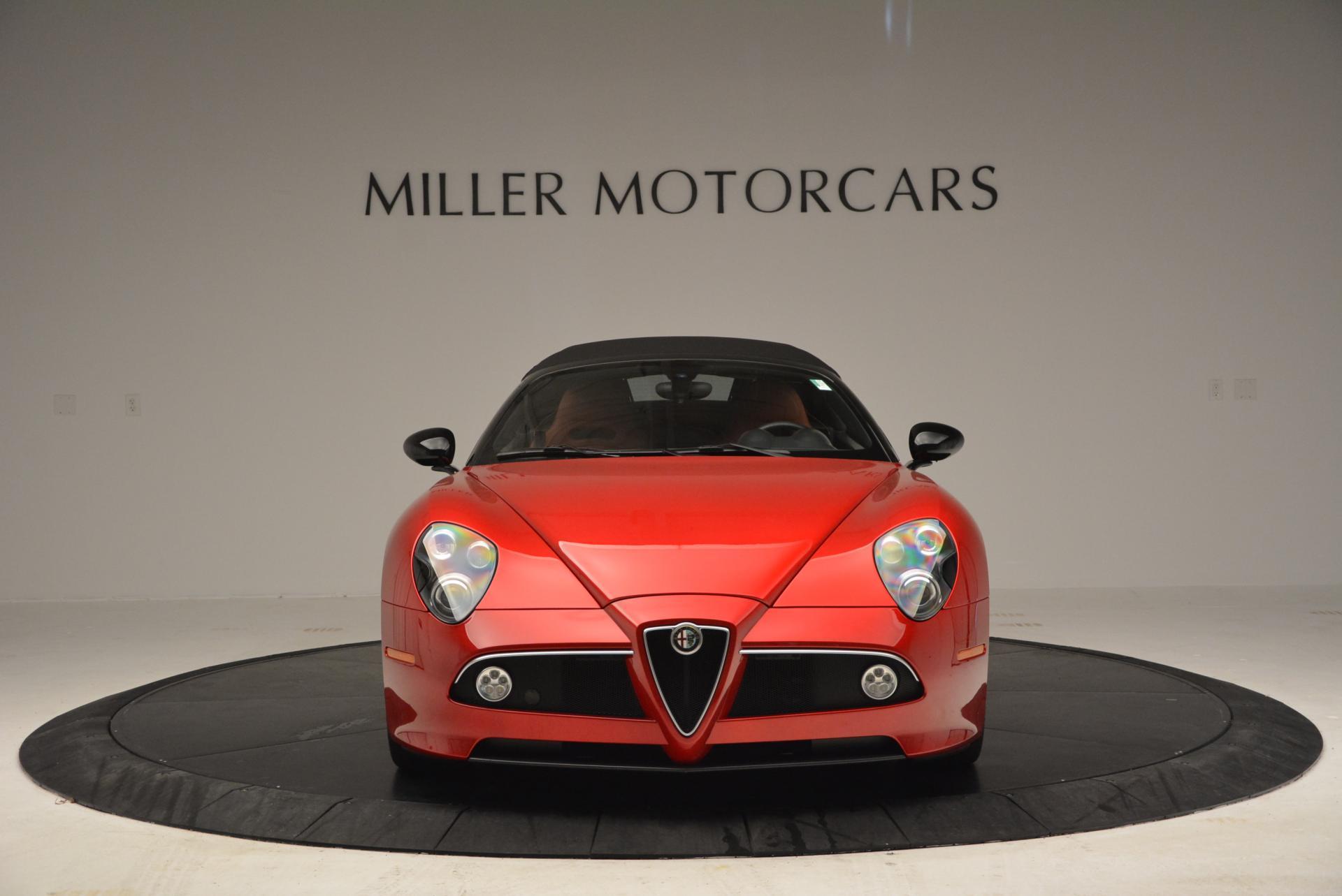 Used 2009 Alfa Romeo 8C COMPETIZIONE Spider For Sale In Greenwich, CT 1_p24