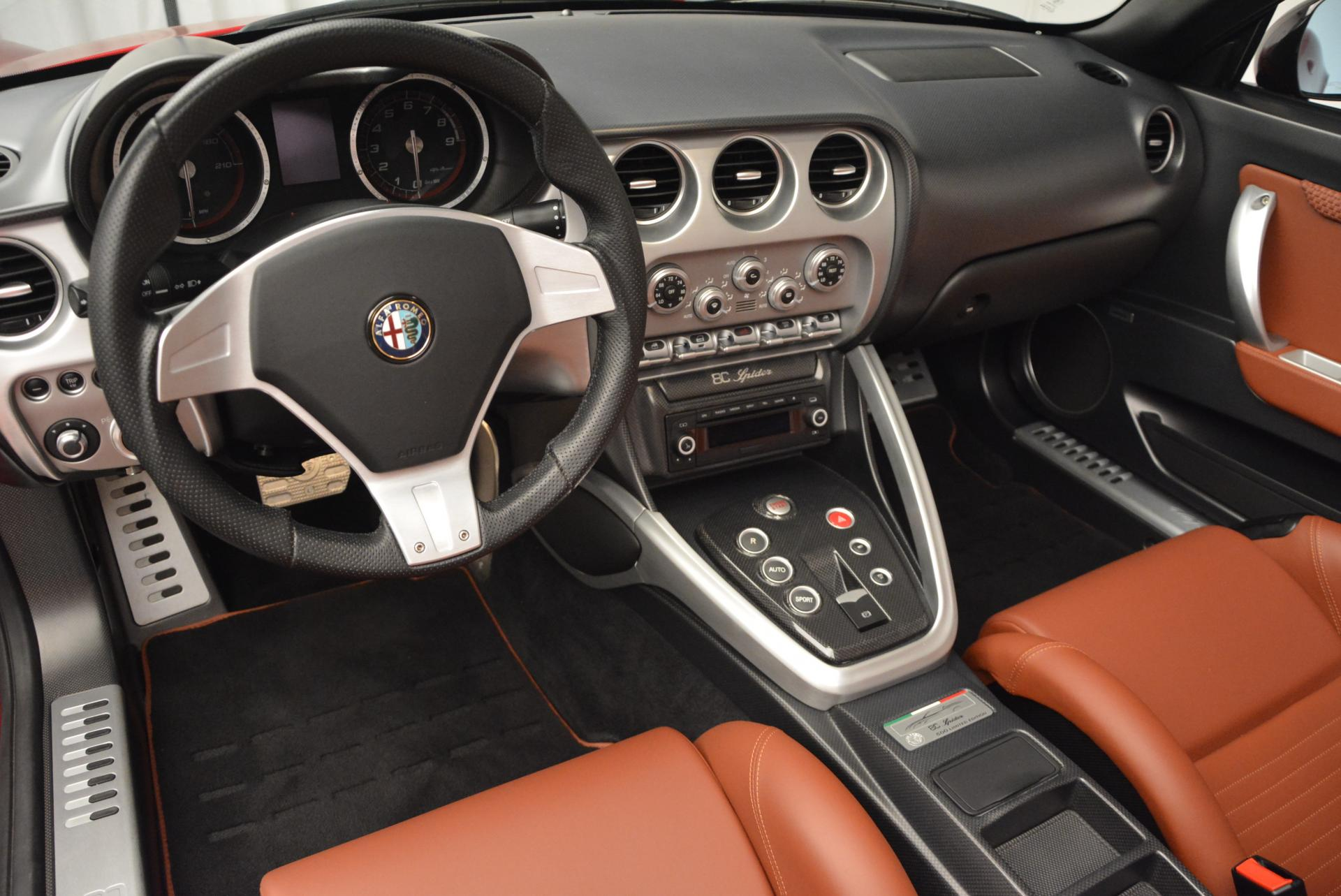 Used 2009 Alfa Romeo 8C COMPETIZIONE Spider For Sale In Greenwich, CT 1_p25