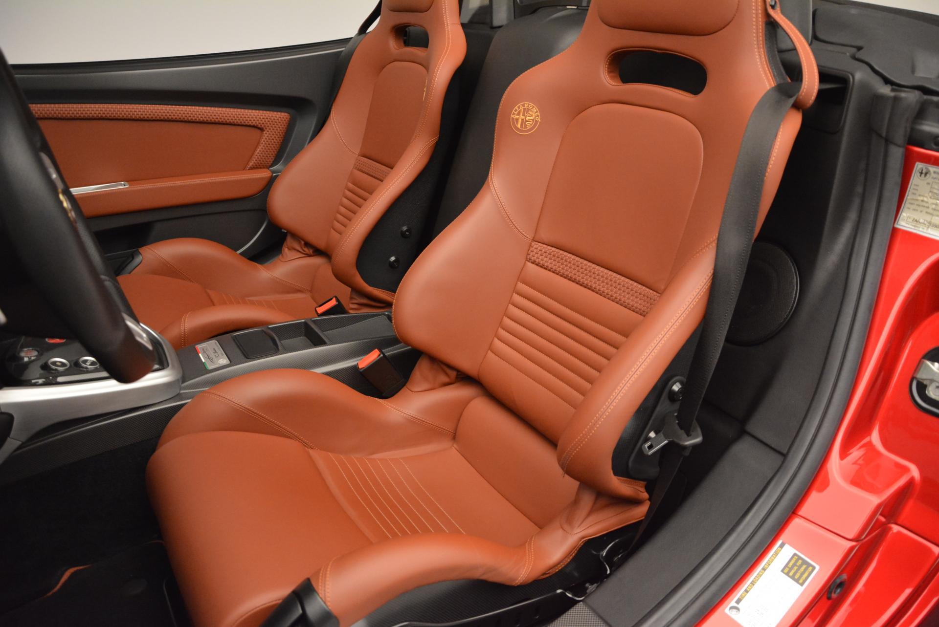 Used 2009 Alfa Romeo 8C Competizione Spider For Sale In Greenwich, CT 1_p27