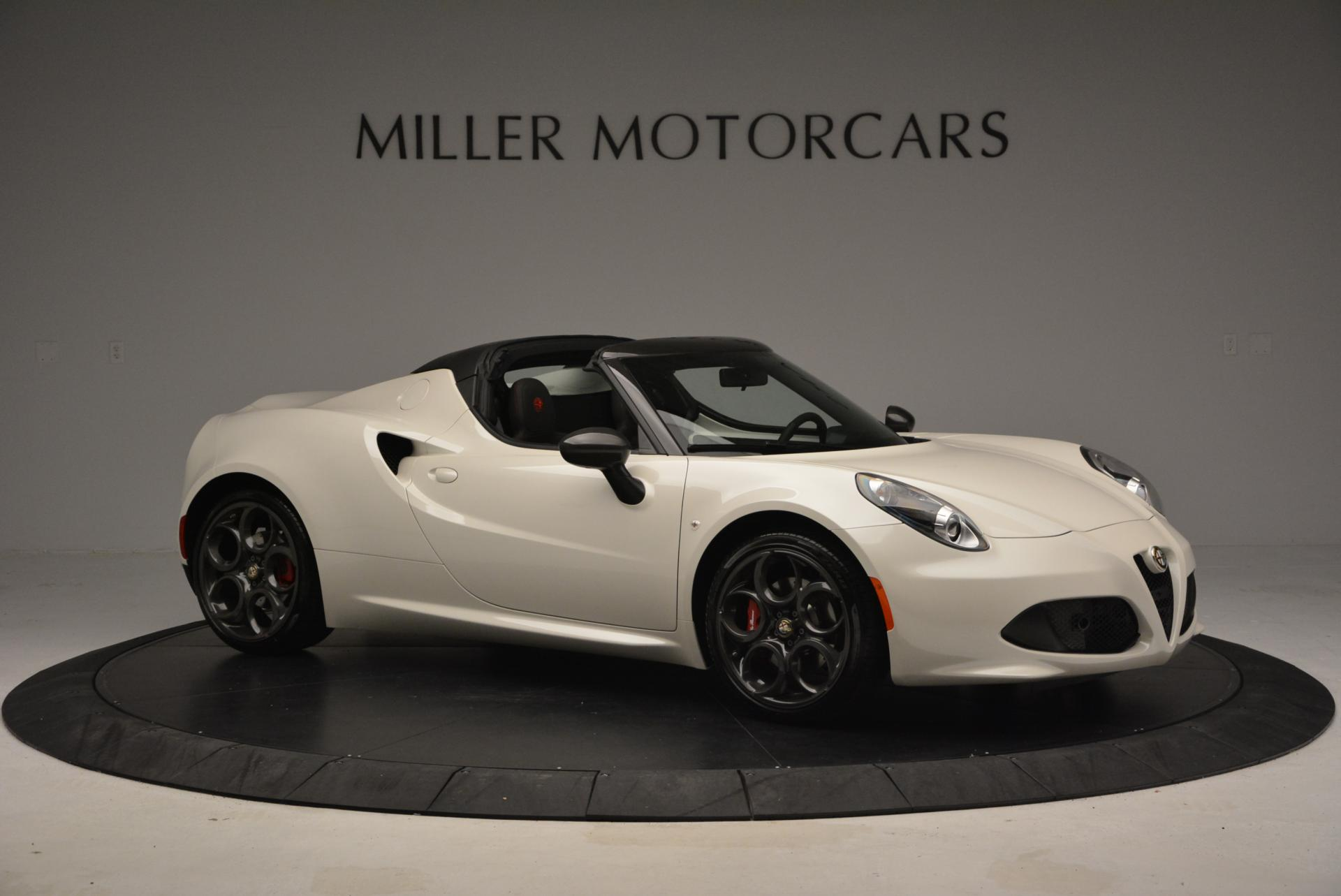 New 2015 Alfa Romeo 4C Spider  For Sale In Greenwich, CT 10_p10