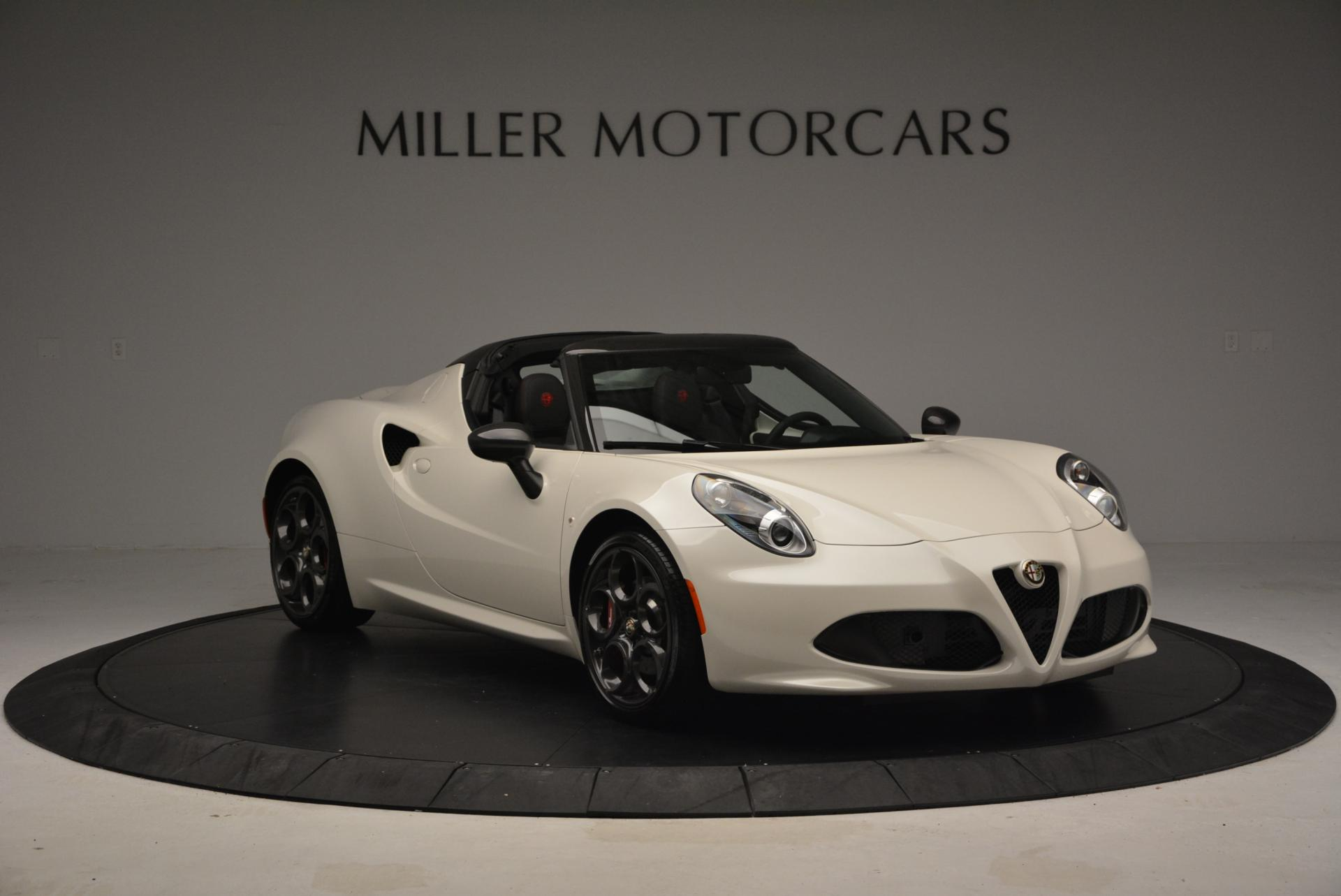 New 2015 Alfa Romeo 4C Spider  For Sale In Greenwich, CT 10_p11