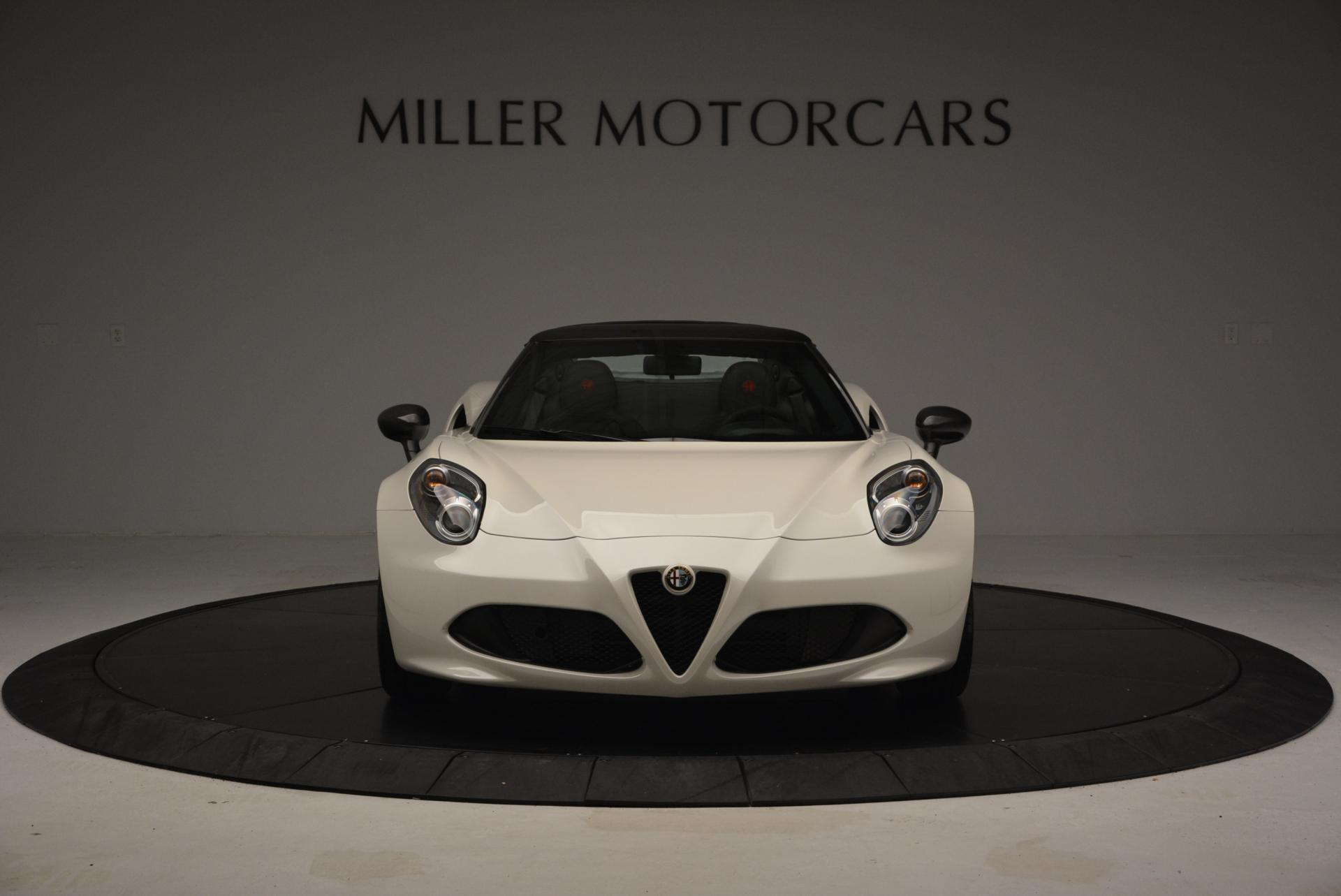 New 2015 Alfa Romeo 4C Spider  For Sale In Greenwich, CT 10_p12