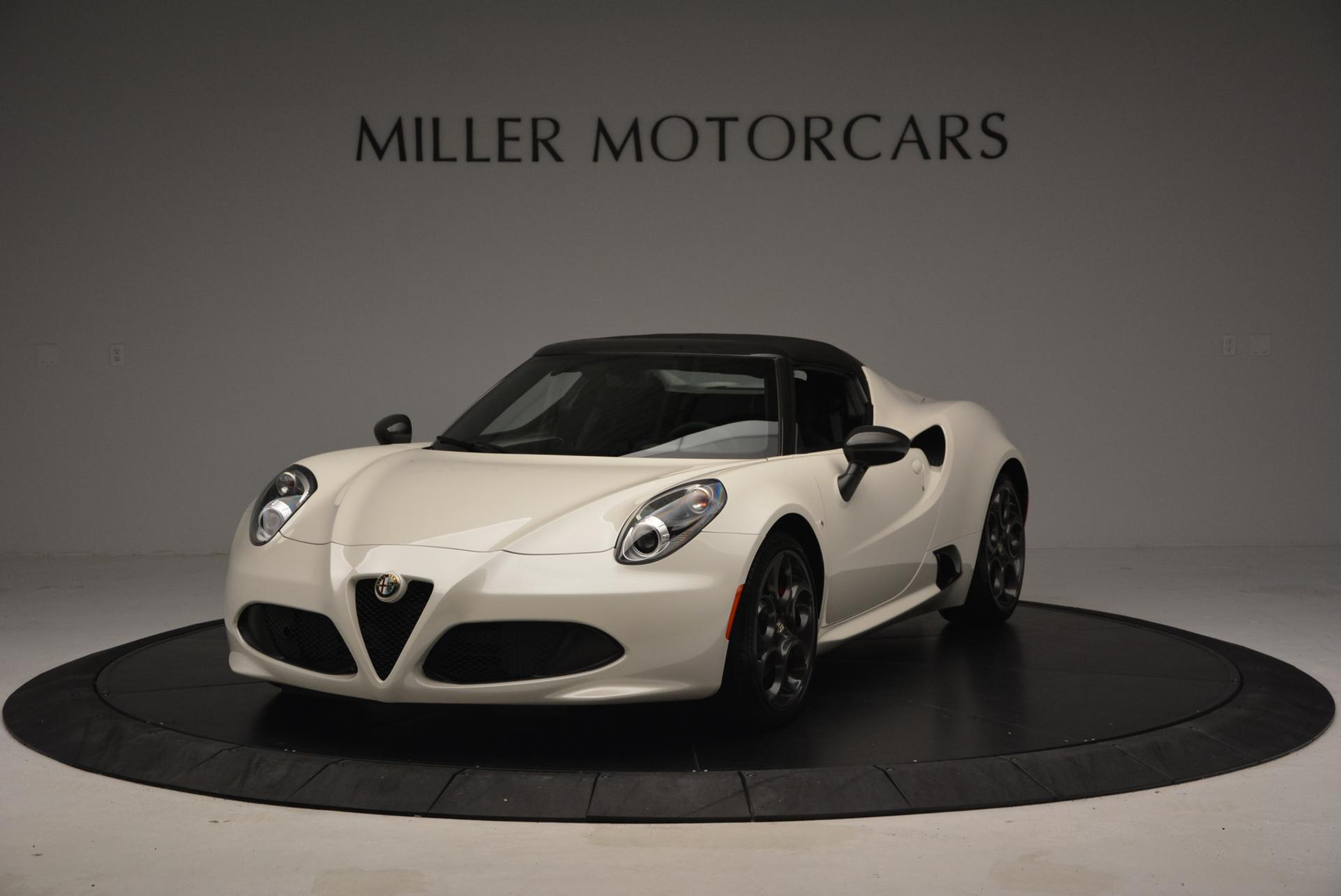 New 2015 Alfa Romeo 4C Spider  For Sale In Greenwich, CT 10_p13