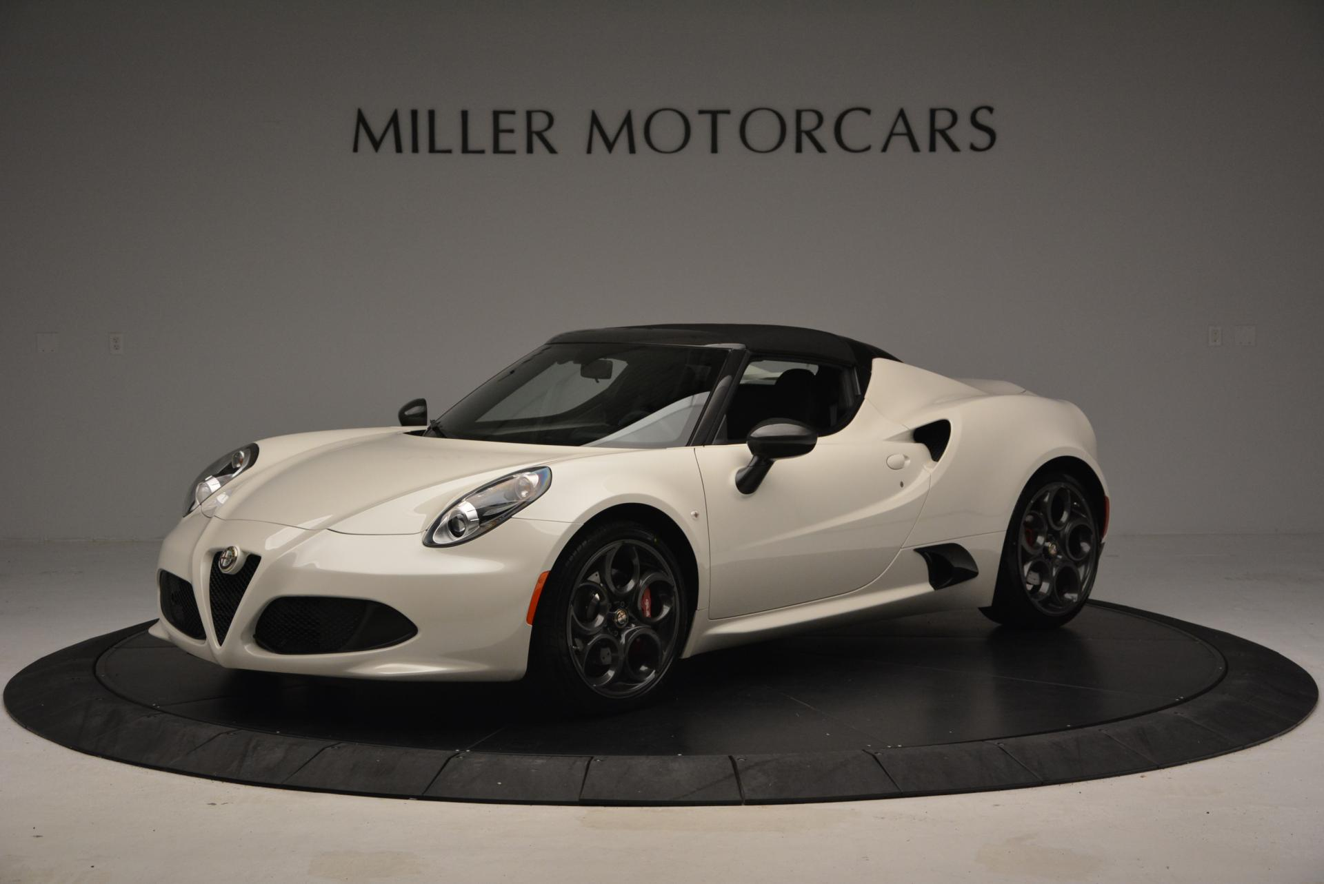 New 2015 Alfa Romeo 4C Spider  For Sale In Greenwich, CT 10_p14