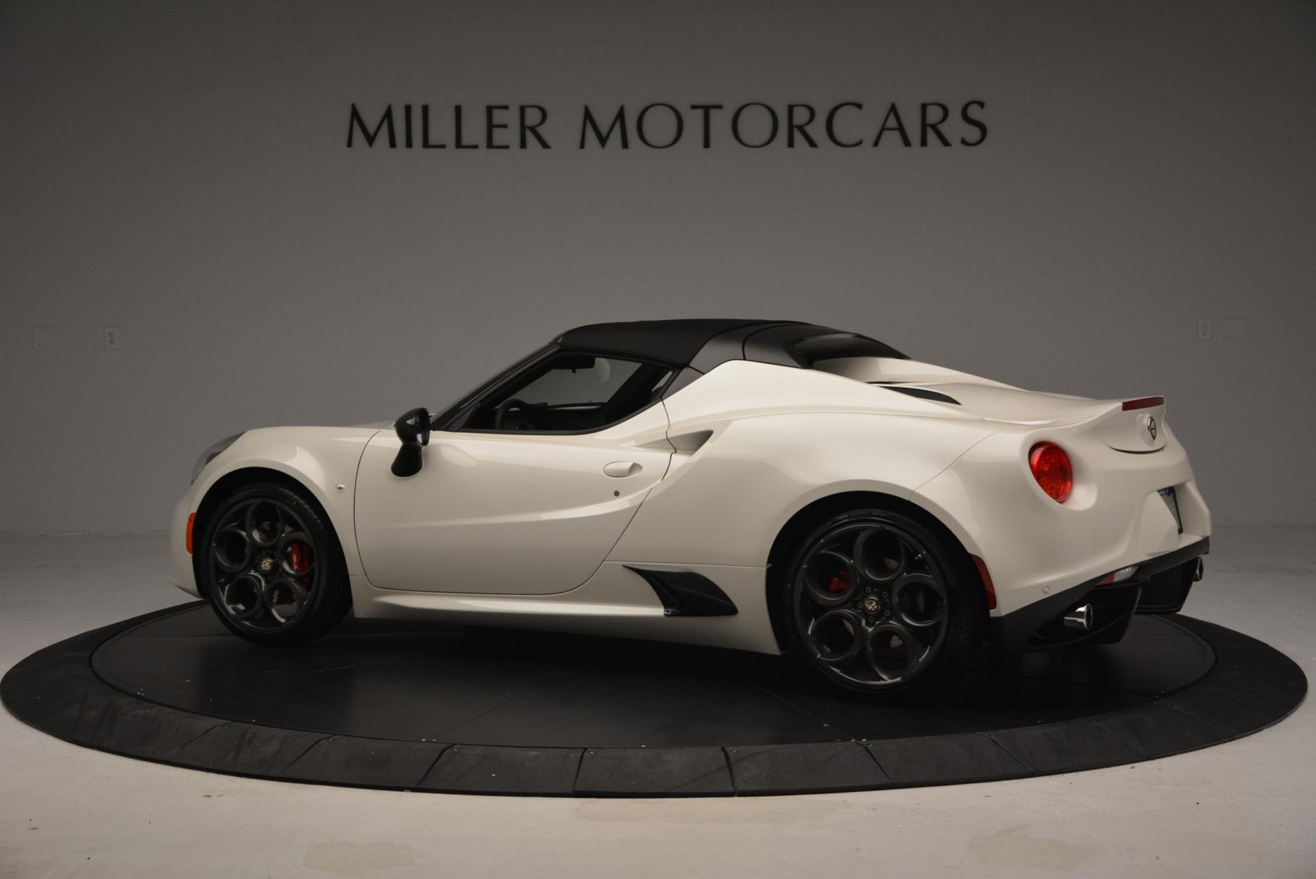 New 2015 Alfa Romeo 4C Spider  For Sale In Greenwich, CT 10_p16