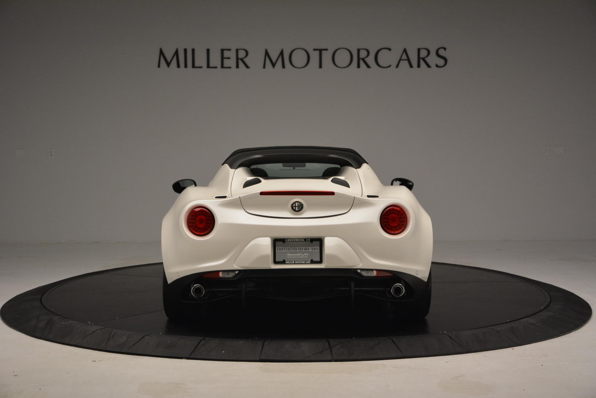 New 2015 Alfa Romeo 4C Spider  For Sale In Greenwich, CT 10_p18