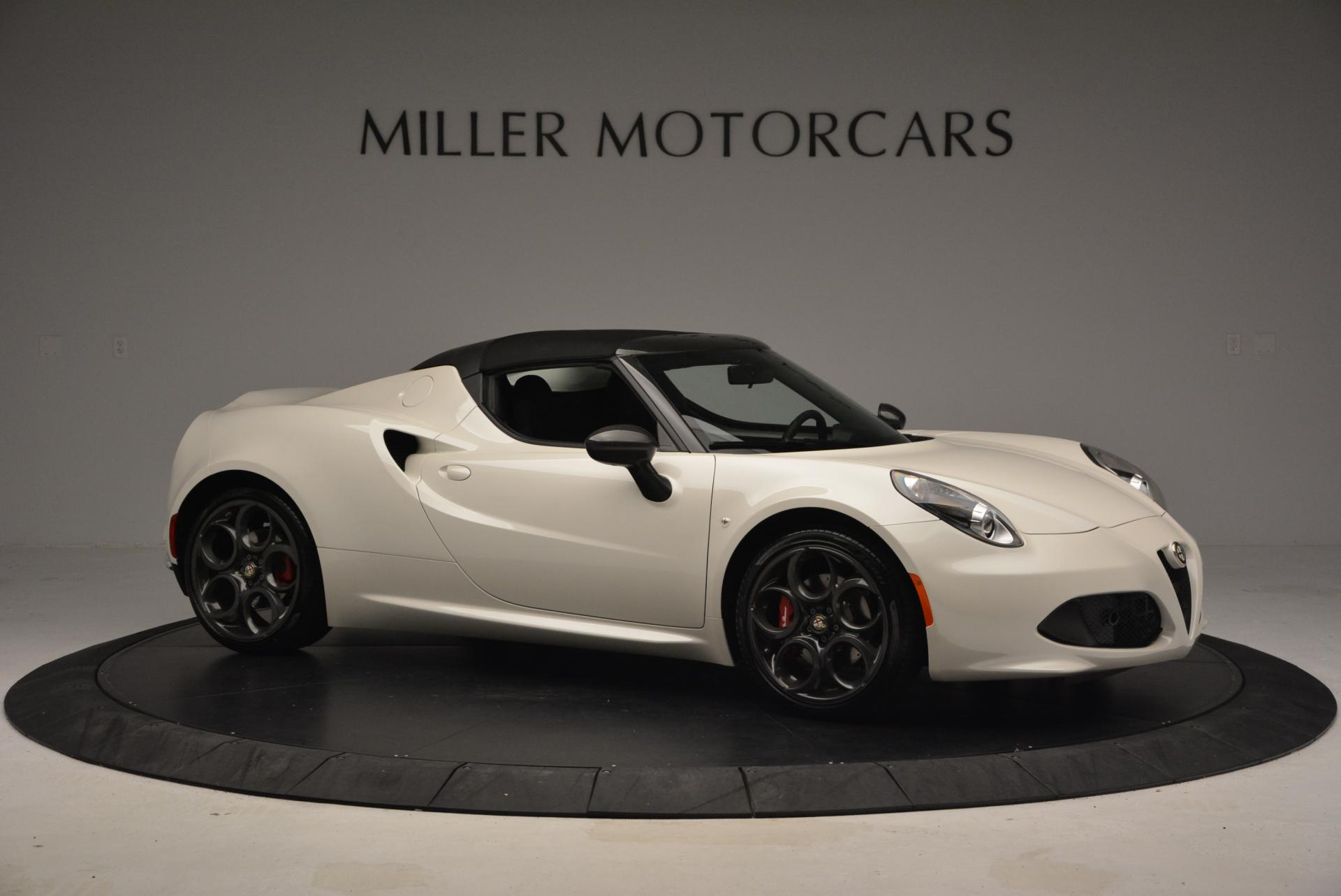 New 2015 Alfa Romeo 4C Spider  For Sale In Greenwich, CT 10_p22