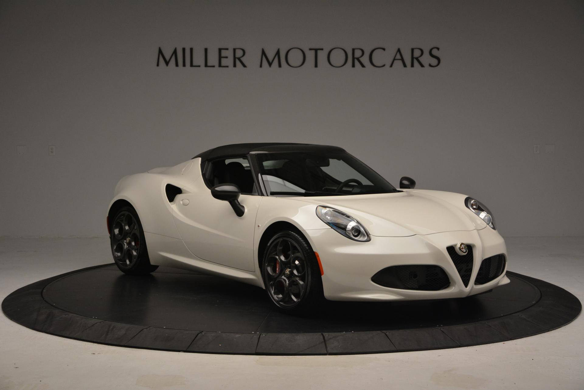 New 2015 Alfa Romeo 4C Spider  For Sale In Greenwich, CT 10_p23