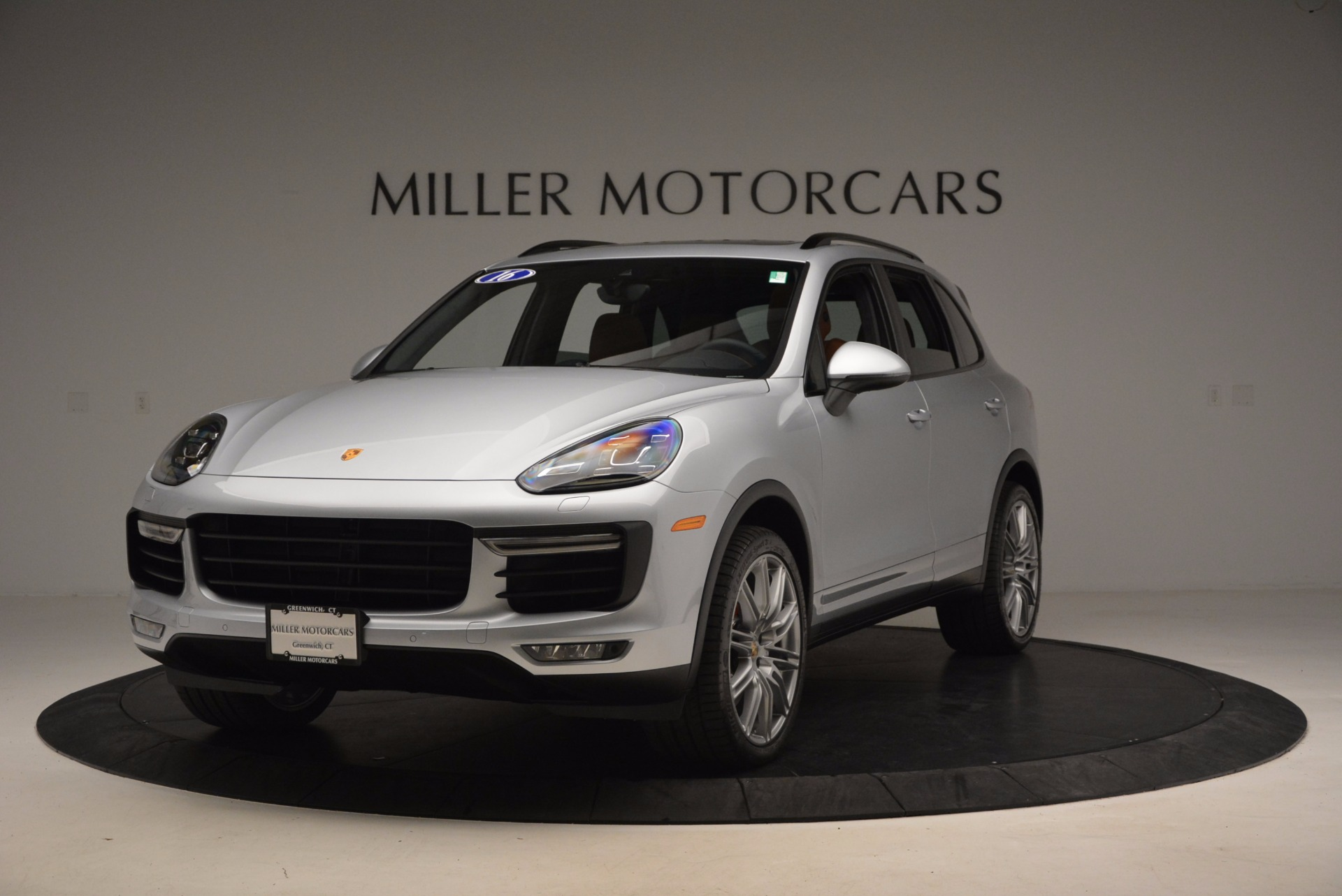 Used 2016 Porsche Cayenne Turbo For Sale In Greenwich, CT 1000_main