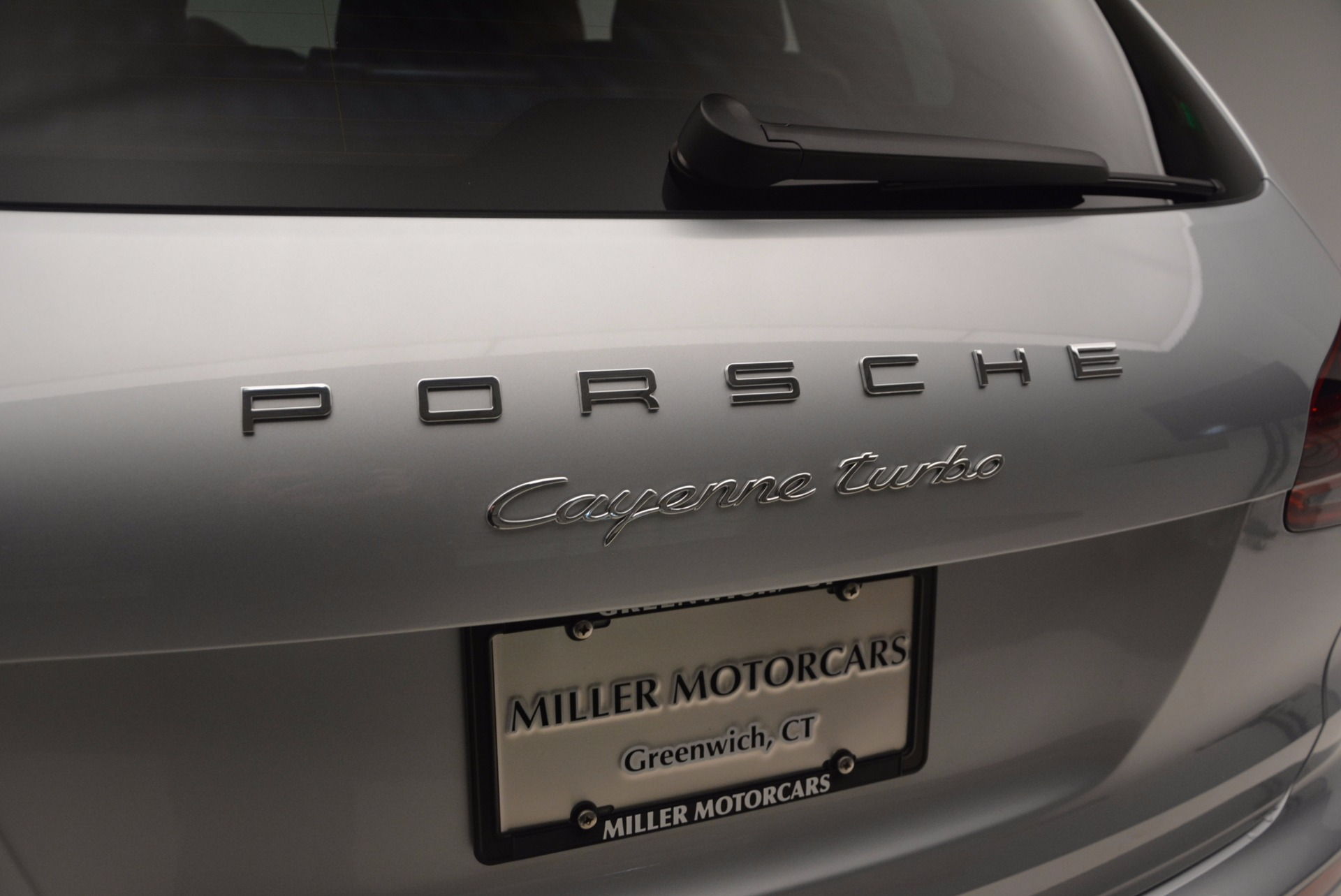 Used 2016 Porsche Cayenne Turbo For Sale In Greenwich, CT 1000_p31
