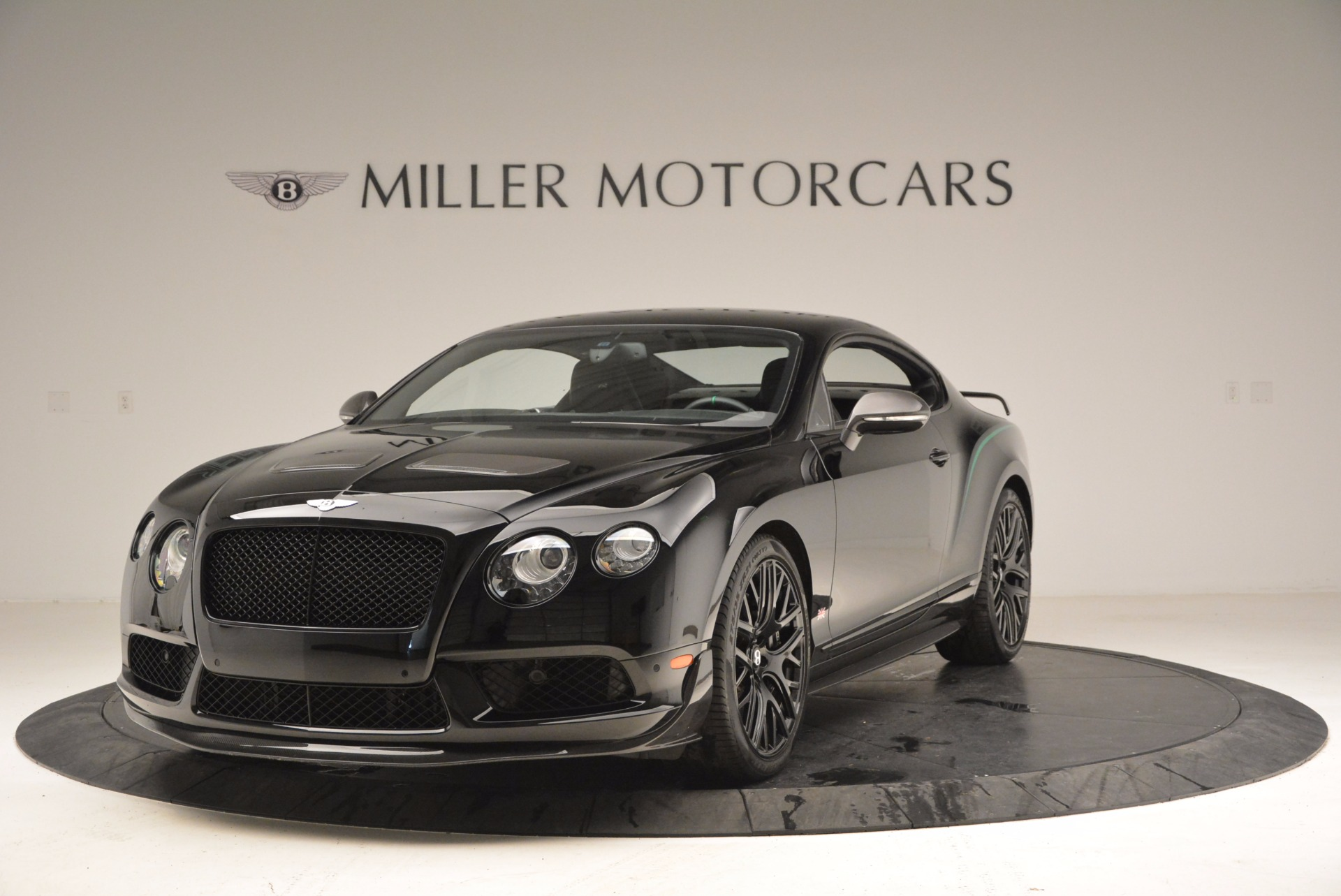 Used 2015 Bentley Continental GT GT3-R For Sale In Greenwich, CT 1002_main