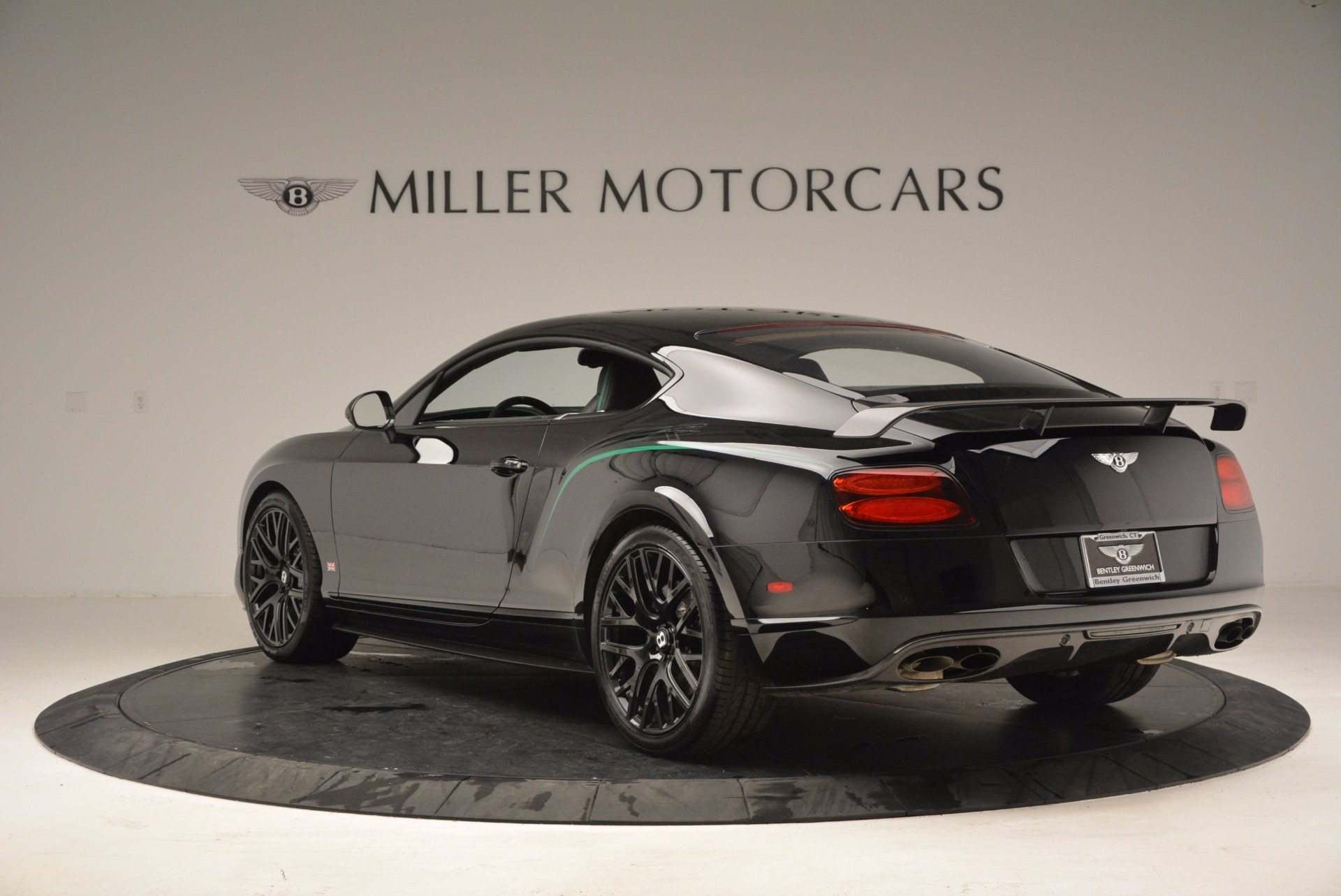 Used 2015 Bentley Continental GT GT3-R For Sale In Greenwich, CT 1002_p5