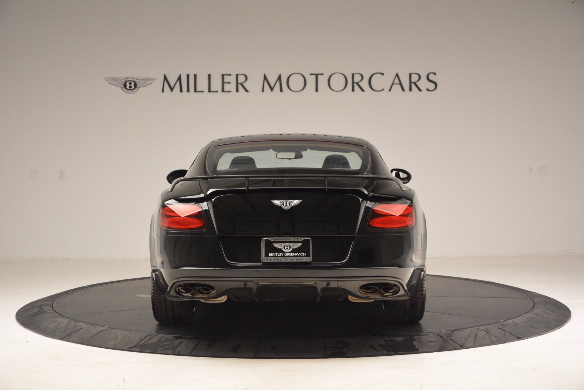 Used 2015 Bentley Continental GT GT3-R For Sale In Greenwich, CT 1002_p6