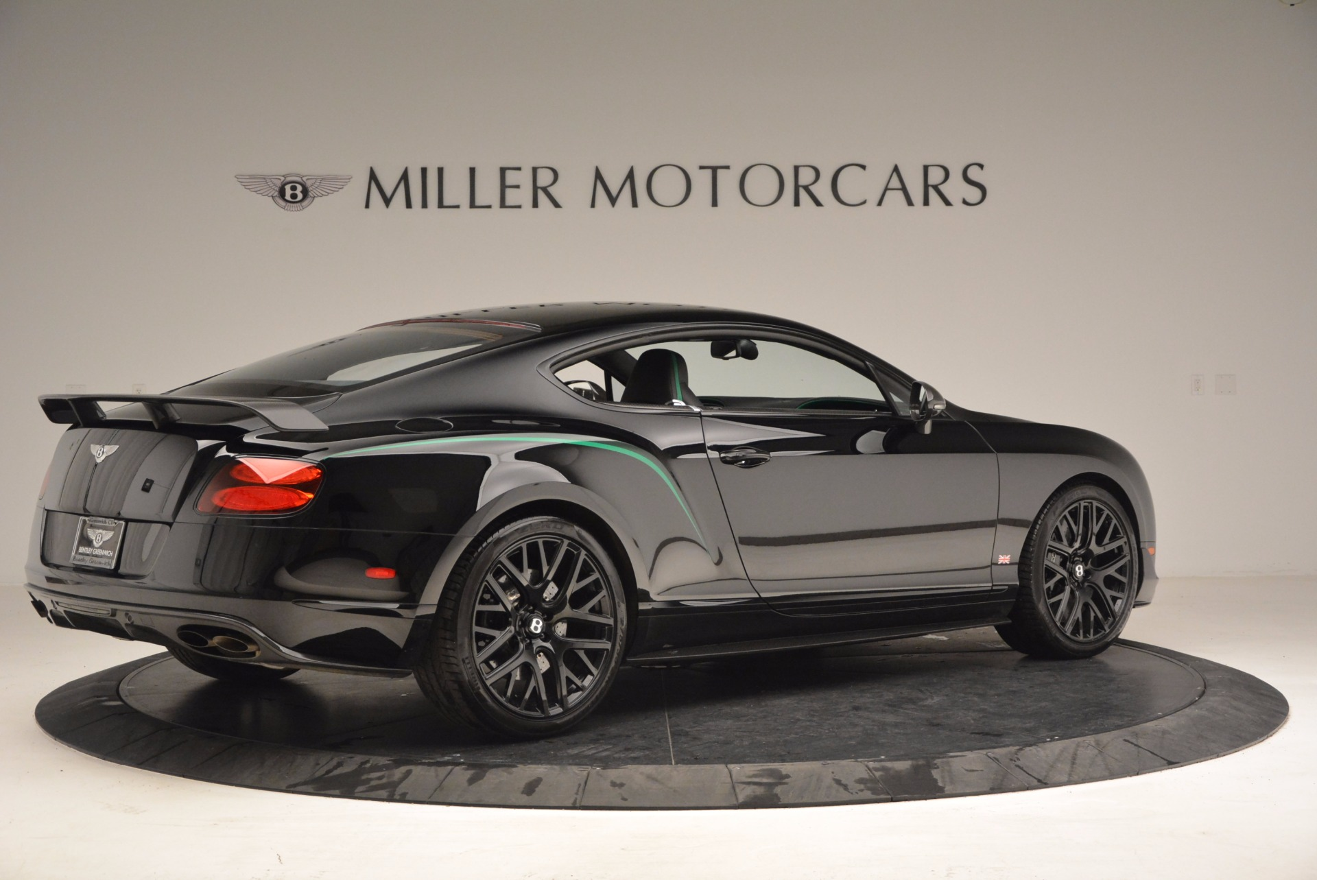 Used 2015 Bentley Continental GT GT3-R For Sale In Greenwich, CT 1002_p8