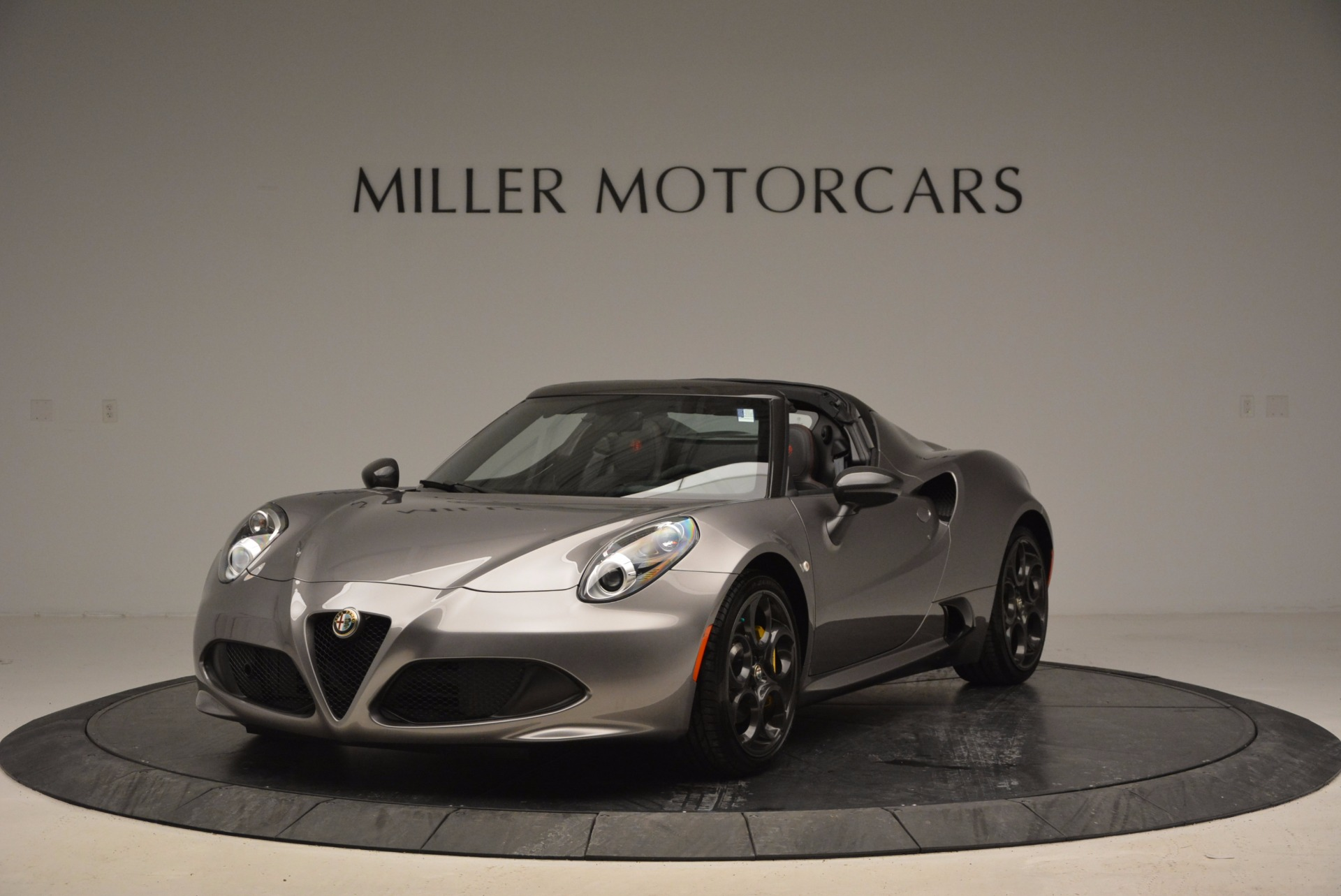 New 2016 Alfa Romeo 4C Spider For Sale In Greenwich, CT 1004_main
