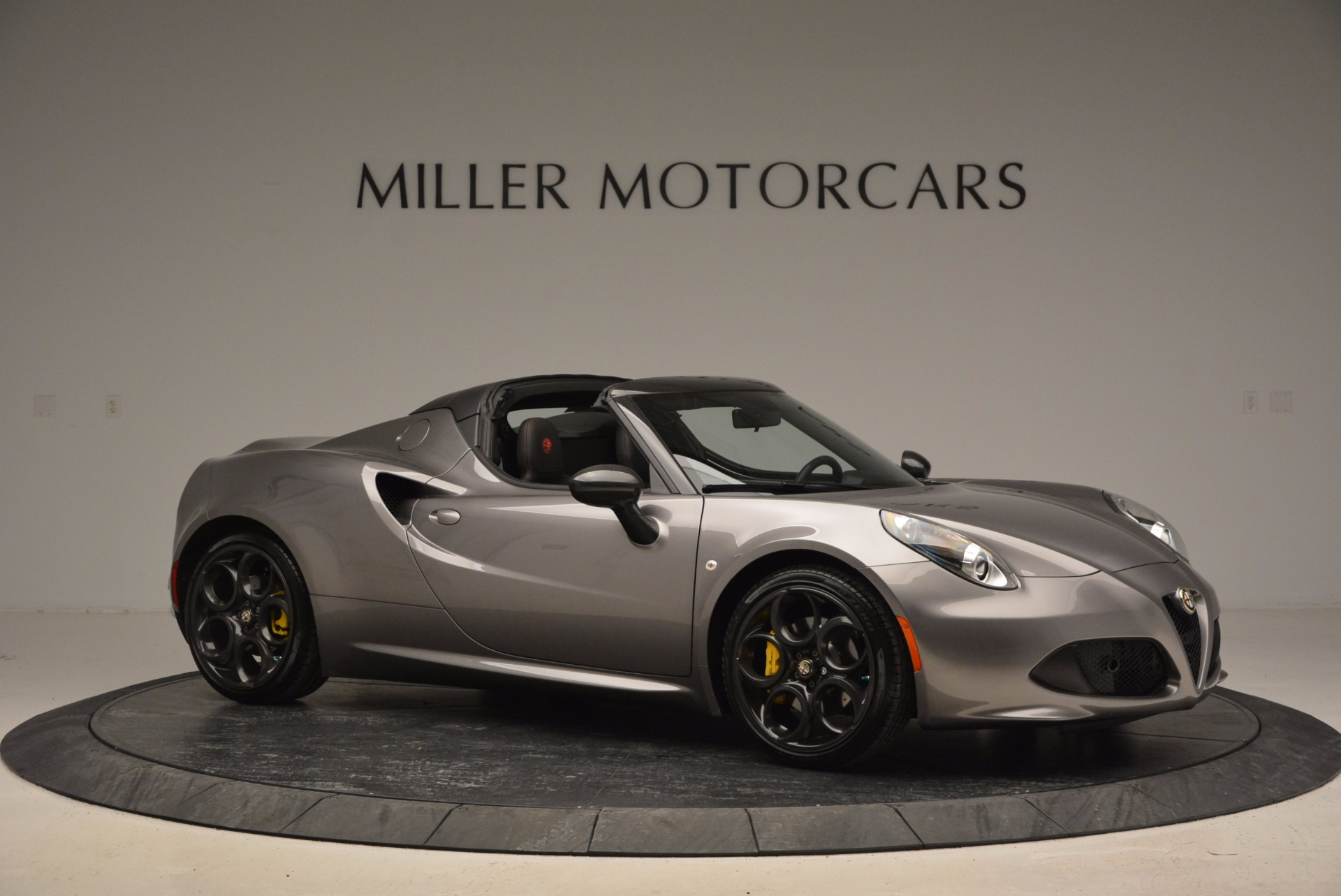 New 2016 Alfa Romeo 4C Spider For Sale In Greenwich, CT 1004_p10