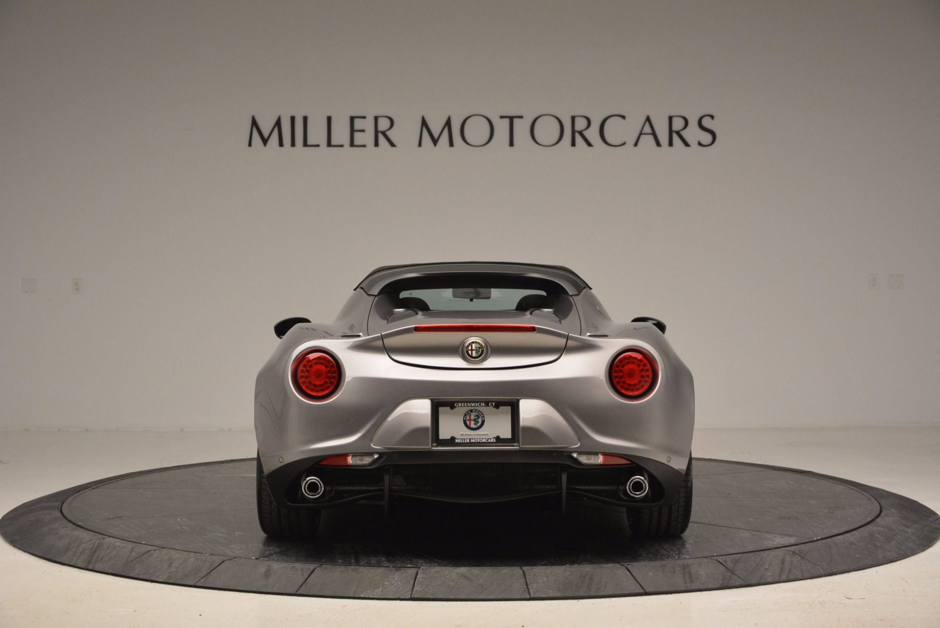 New 2016 Alfa Romeo 4C Spider For Sale In Greenwich, CT 1004_p18