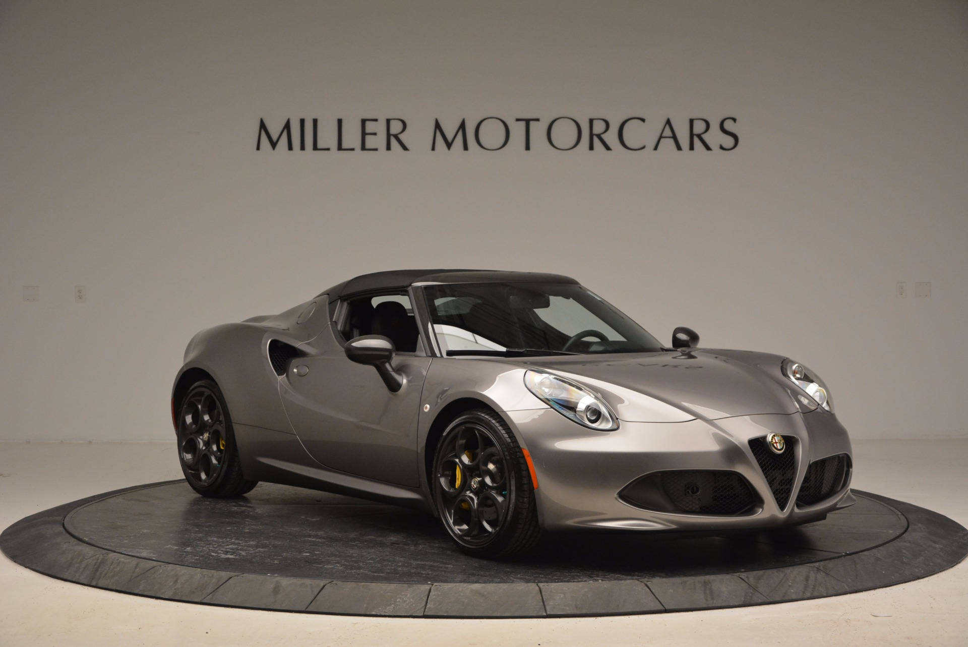 New 2016 Alfa Romeo 4C Spider For Sale In Greenwich, CT 1004_p23