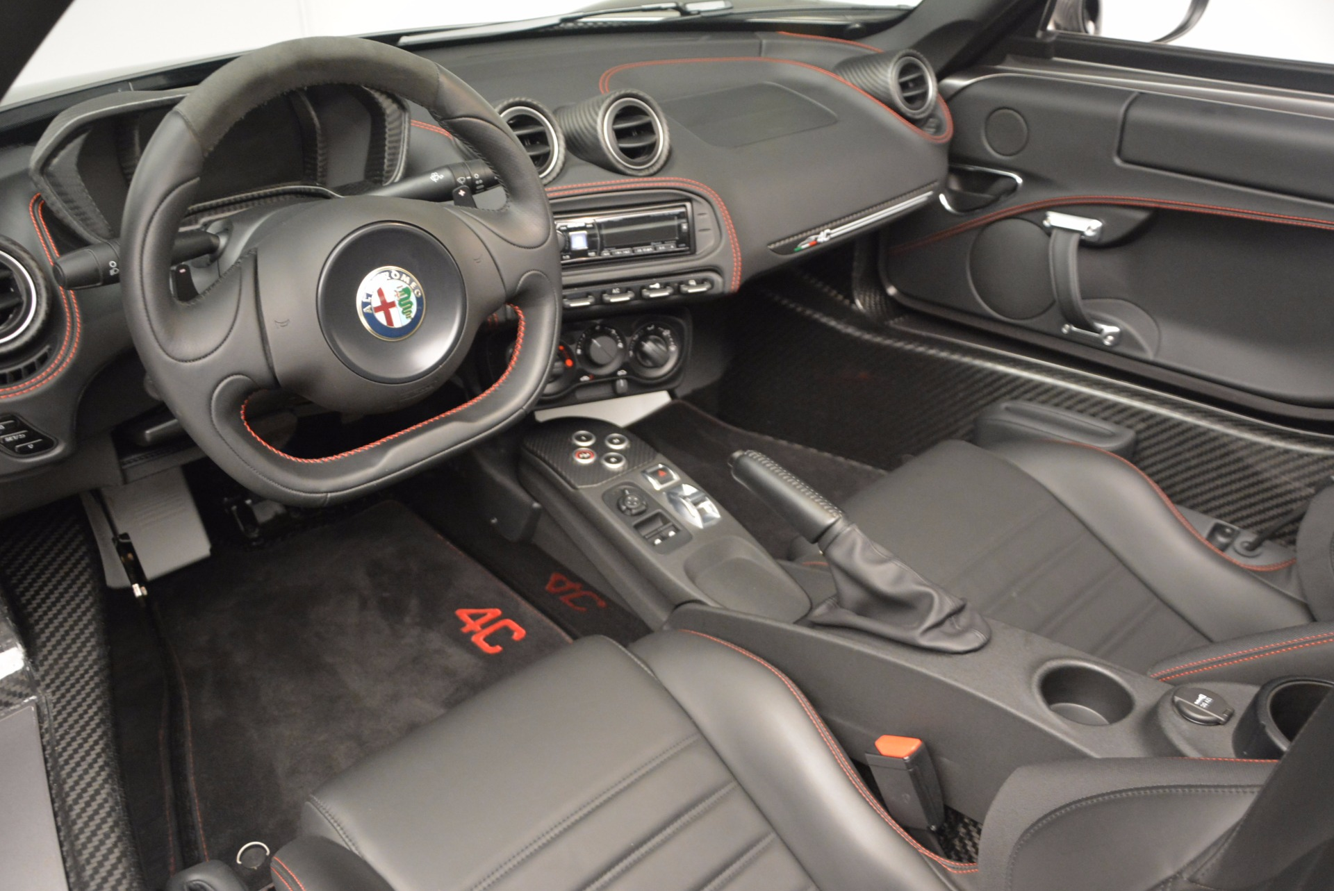 New 2016 Alfa Romeo 4C Spider For Sale In Greenwich, CT 1004_p25