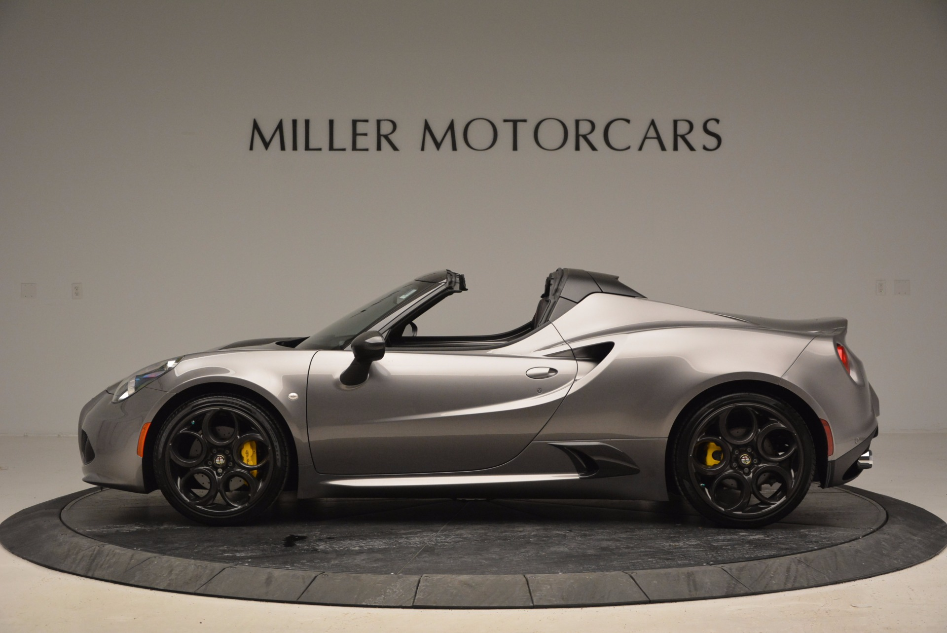 New 2016 Alfa Romeo 4C Spider For Sale In Greenwich, CT 1004_p3