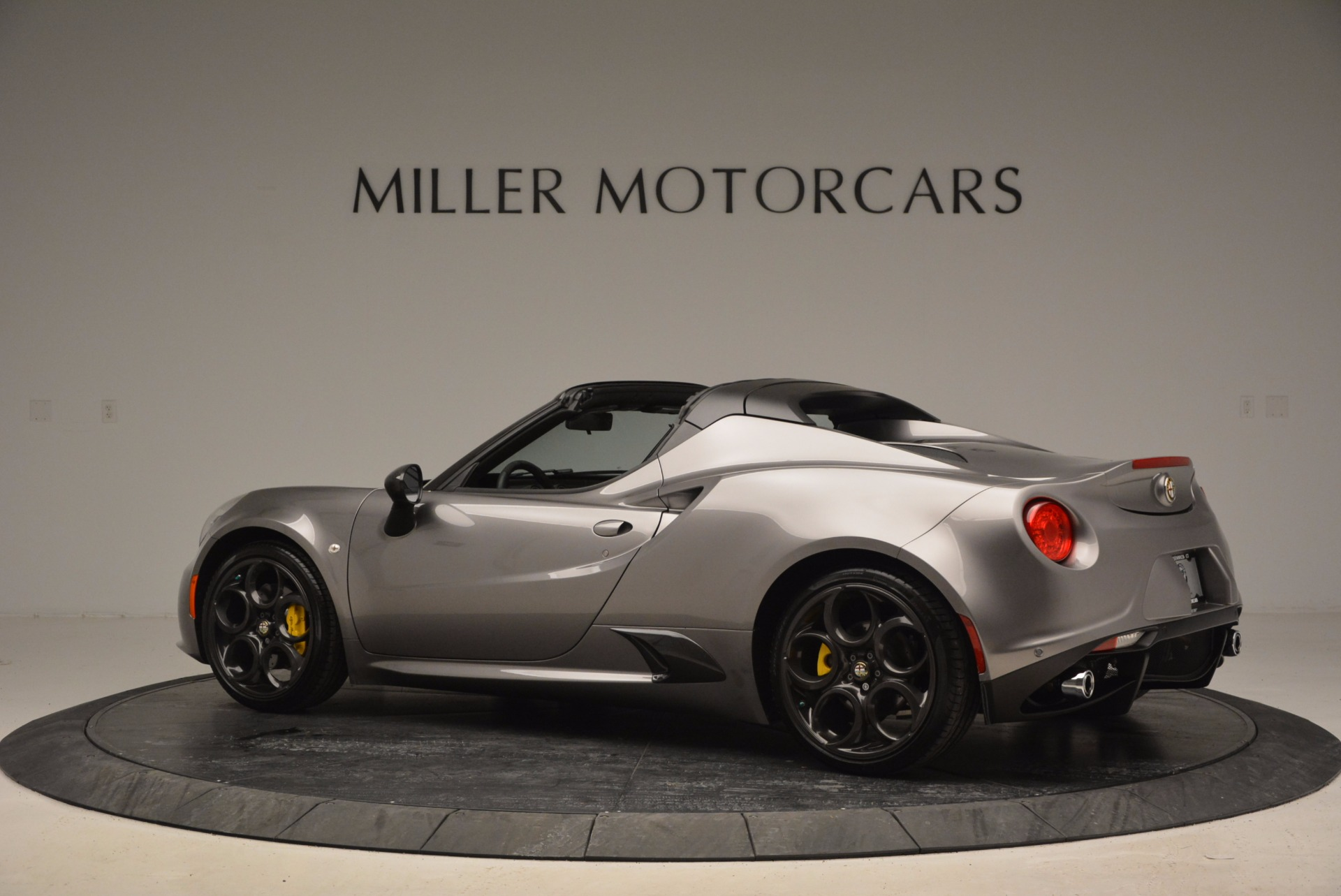 New 2016 Alfa Romeo 4C Spider For Sale In Greenwich, CT 1004_p4