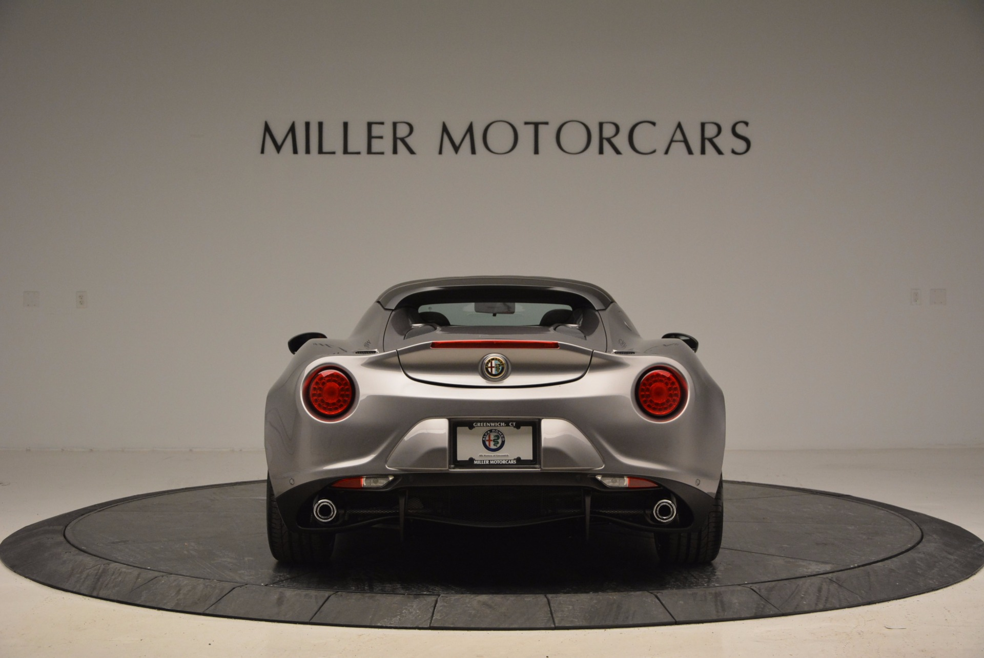 New 2016 Alfa Romeo 4C Spider For Sale In Greenwich, CT 1004_p6