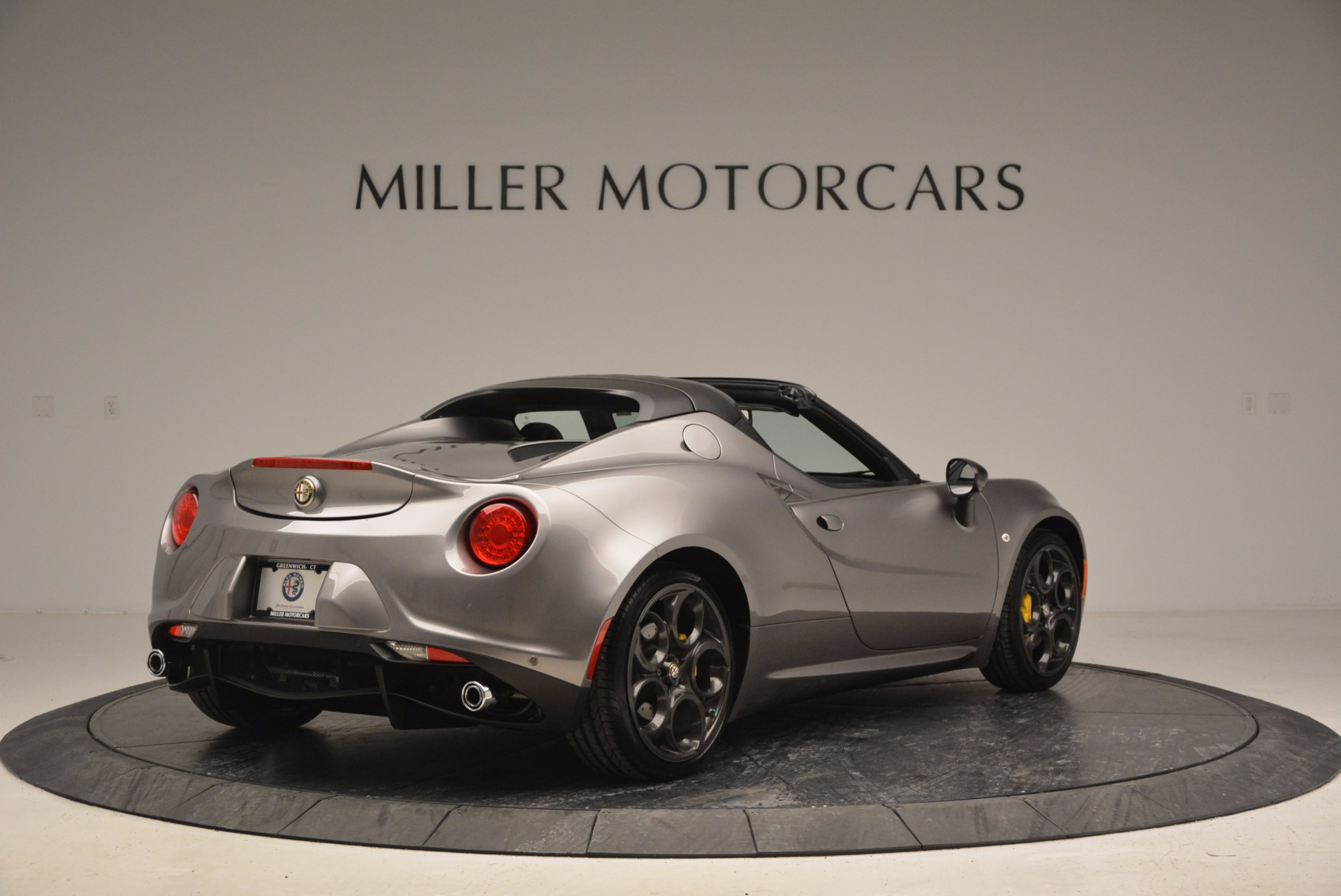 New 2016 Alfa Romeo 4C Spider For Sale In Greenwich, CT 1004_p7