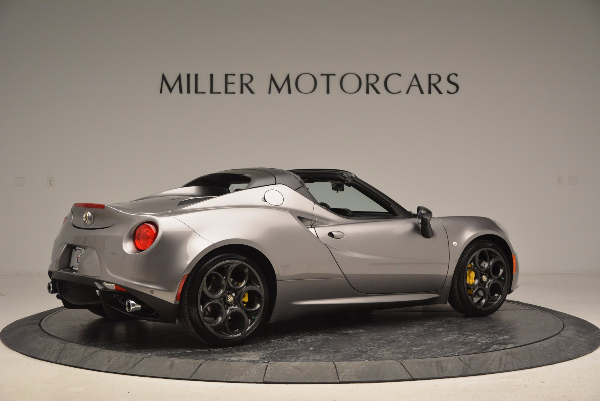 New 2016 Alfa Romeo 4C Spider For Sale In Greenwich, CT 1004_p8