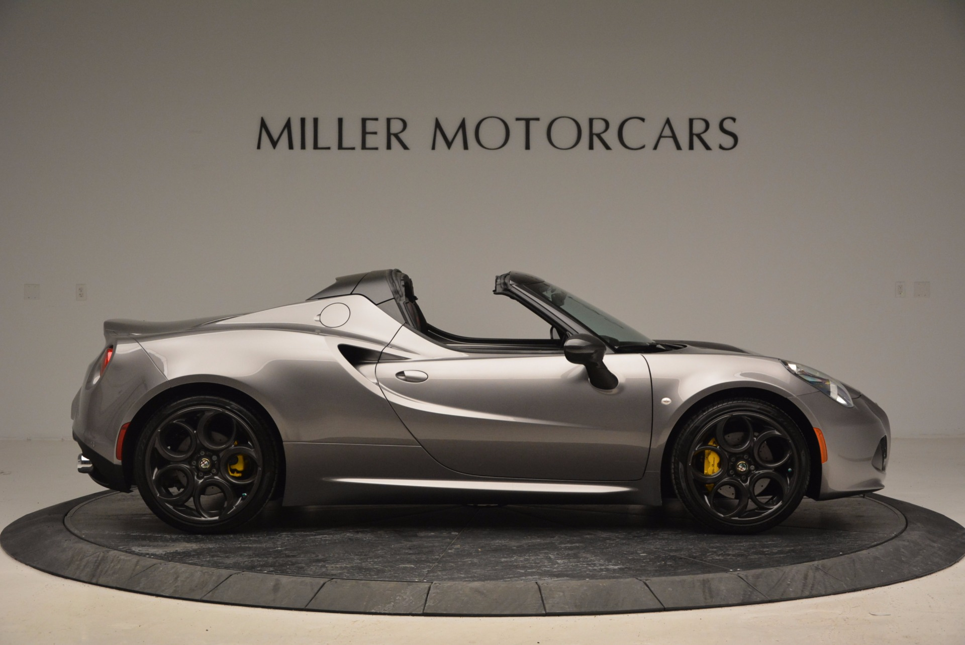 New 2016 Alfa Romeo 4C Spider For Sale In Greenwich, CT 1004_p9