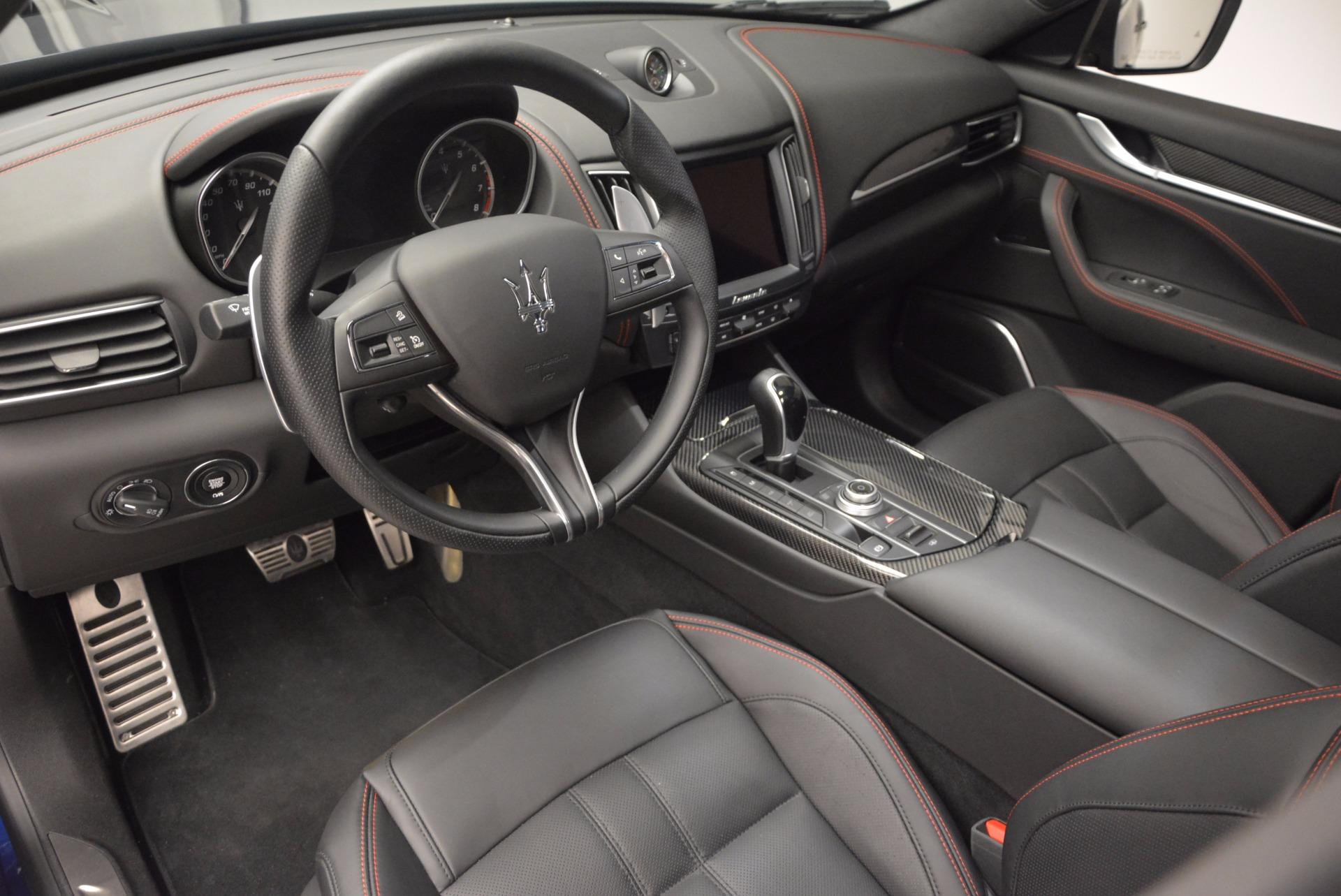 New 2017 Maserati Levante S Q4 For Sale In Greenwich, CT 1006_p13
