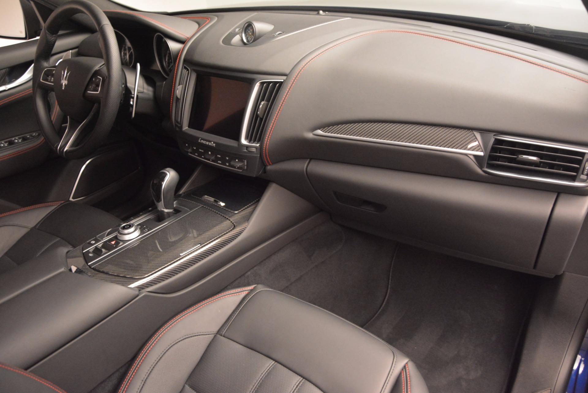 New 2017 Maserati Levante S Q4 For Sale In Greenwich, CT 1006_p20