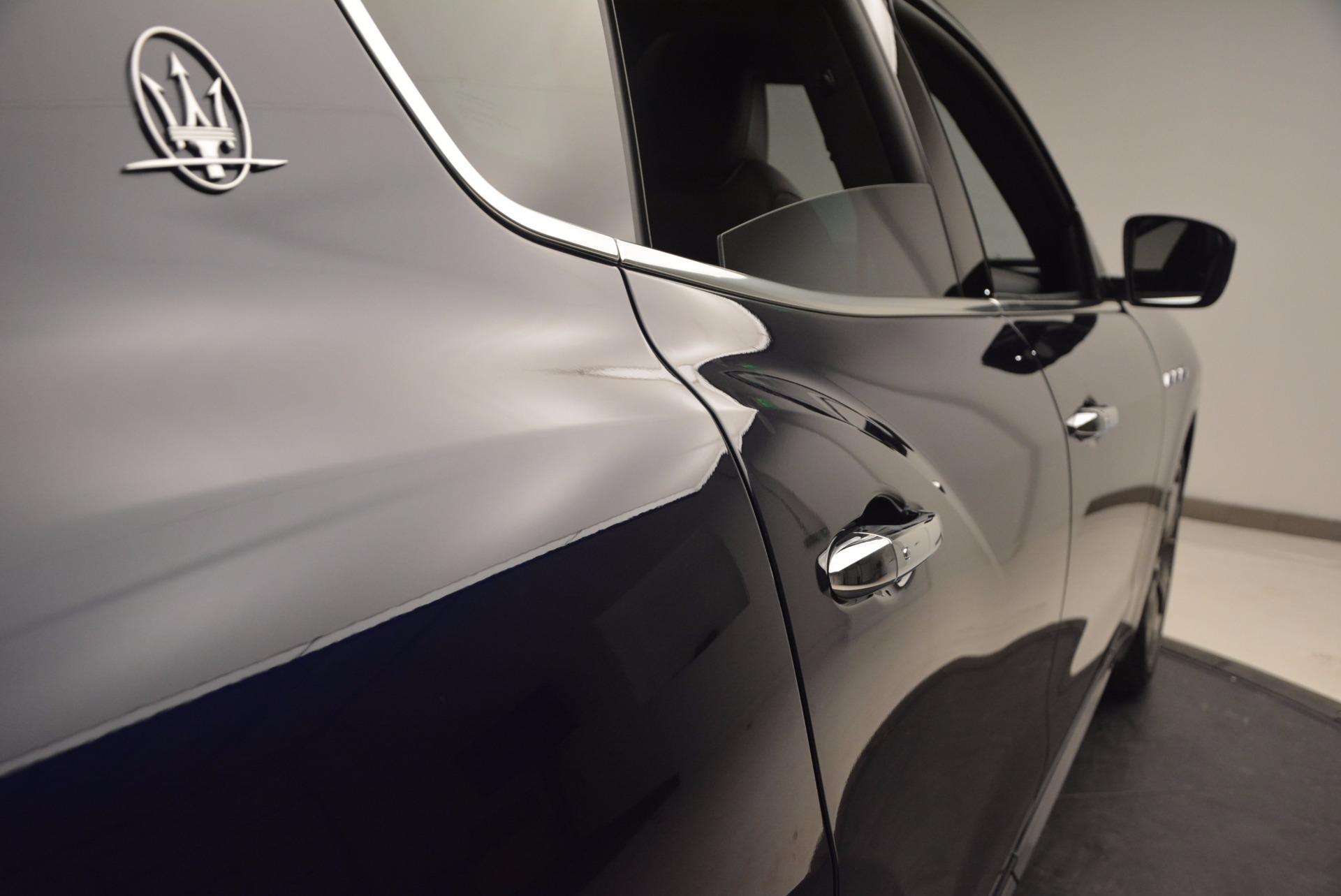 New 2017 Maserati Levante S Q4 For Sale In Greenwich, CT 1006_p26