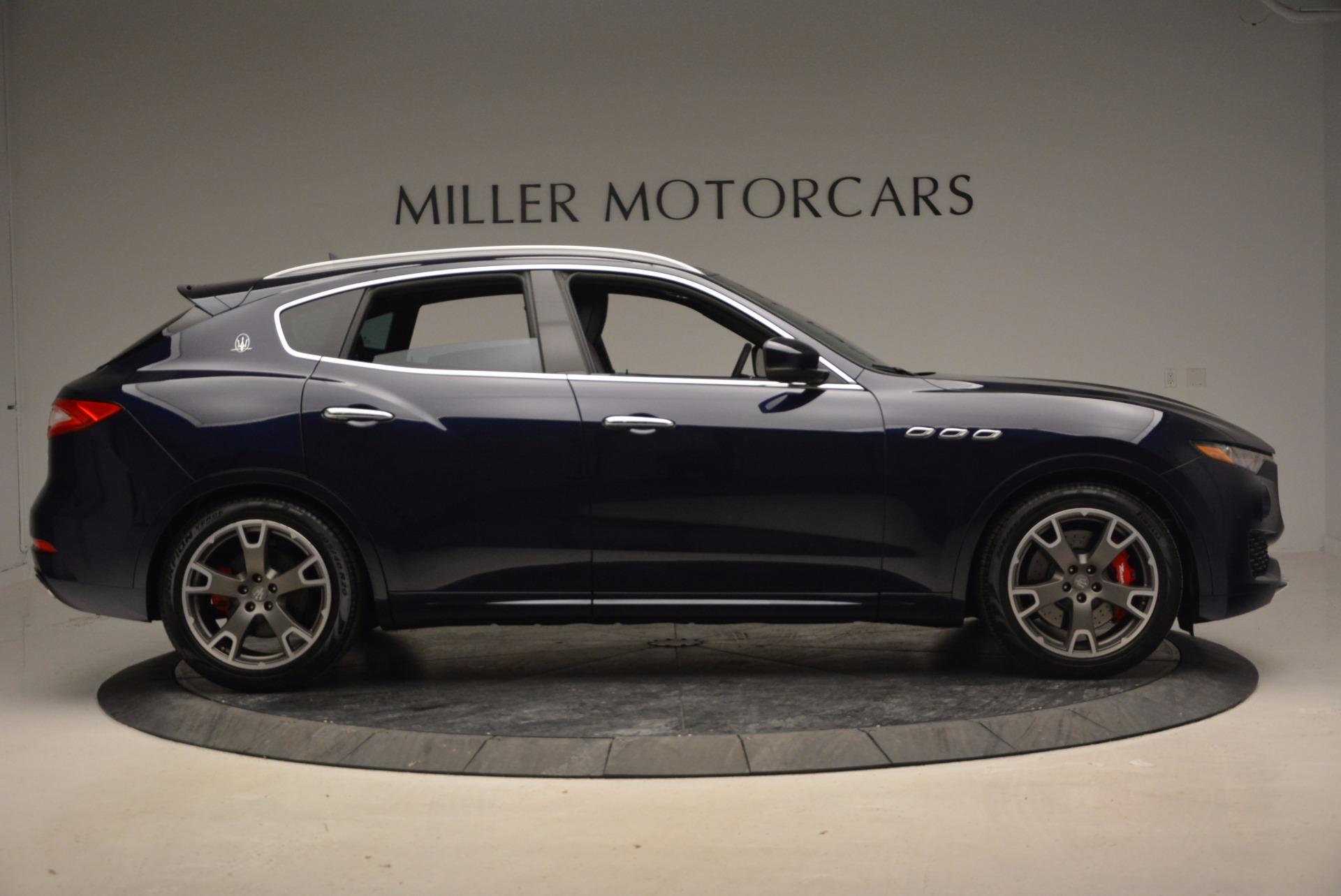 New 2017 Maserati Levante S Q4 For Sale In Greenwich, CT 1006_p9