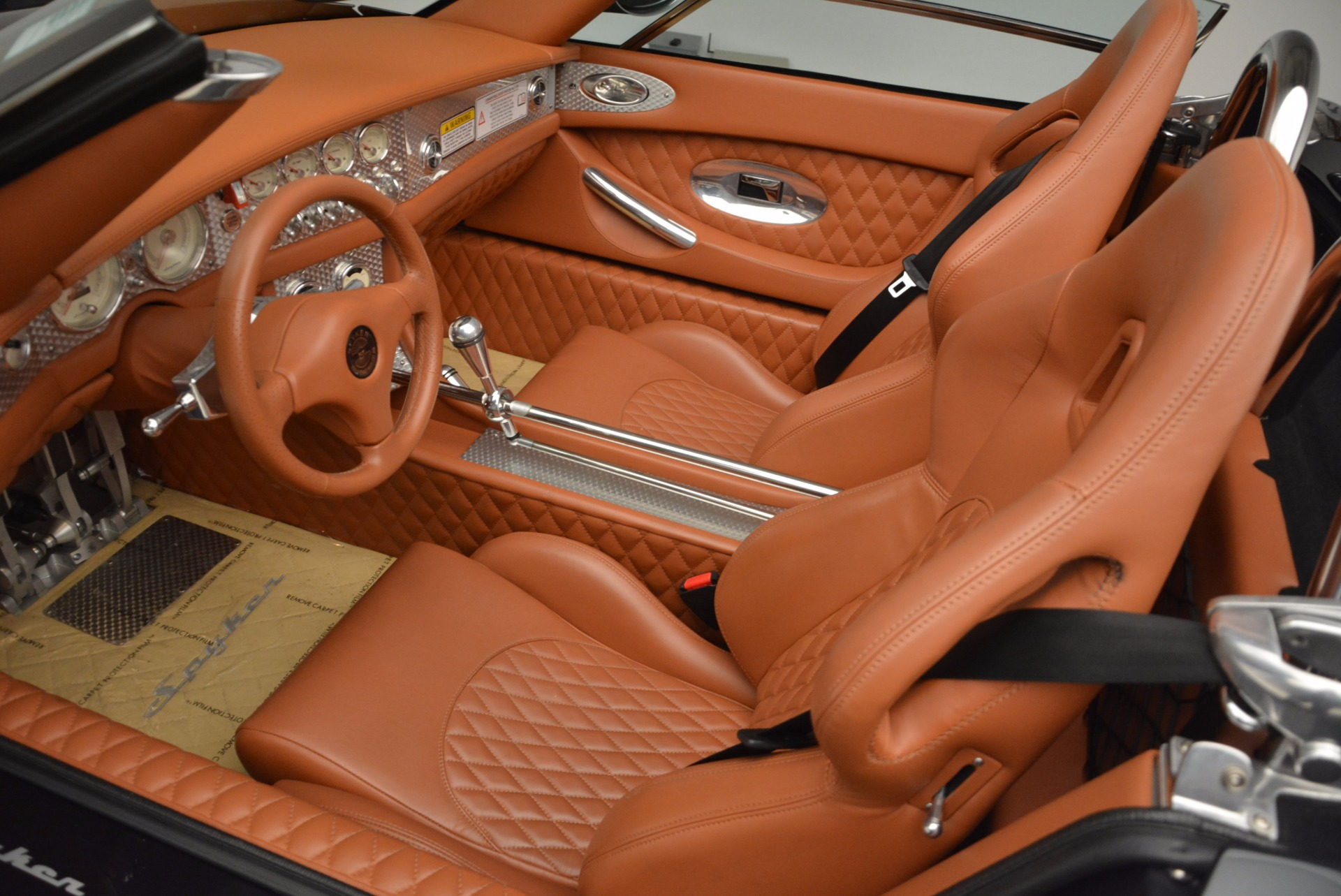 Used 2006 Spyker C8 Spyder  For Sale In Greenwich, CT 1007_p14
