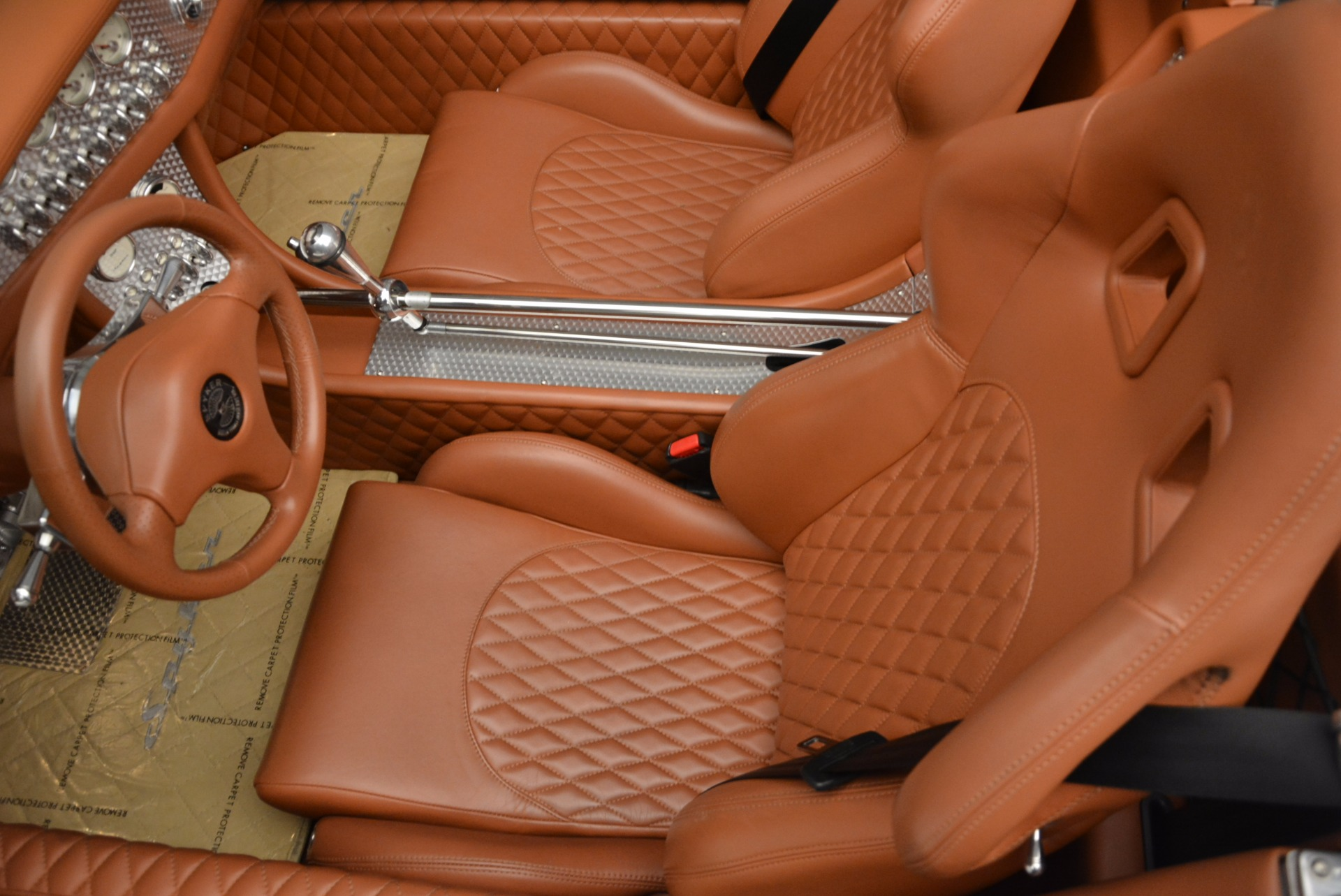Used 2006 Spyker C8 Spyder  For Sale In Greenwich, CT 1007_p16