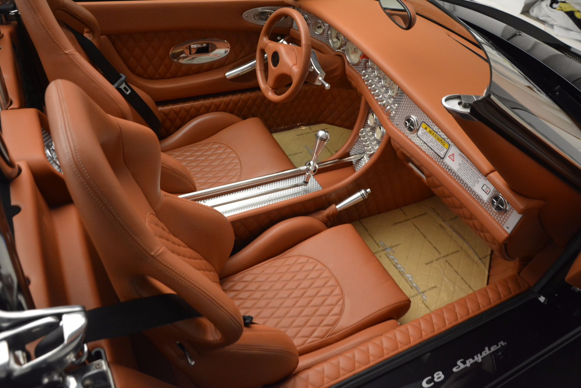 Used 2006 Spyker C8 Spyder  For Sale In Greenwich, CT 1007_p18