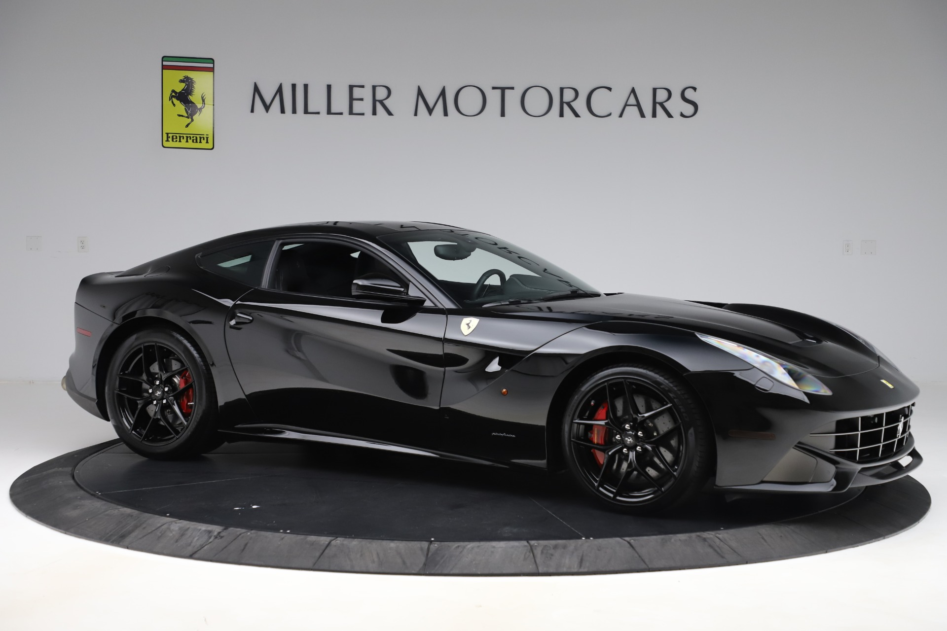 Used 2016 Ferrari F12 Berlinetta  For Sale In Greenwich, CT 1008_p10