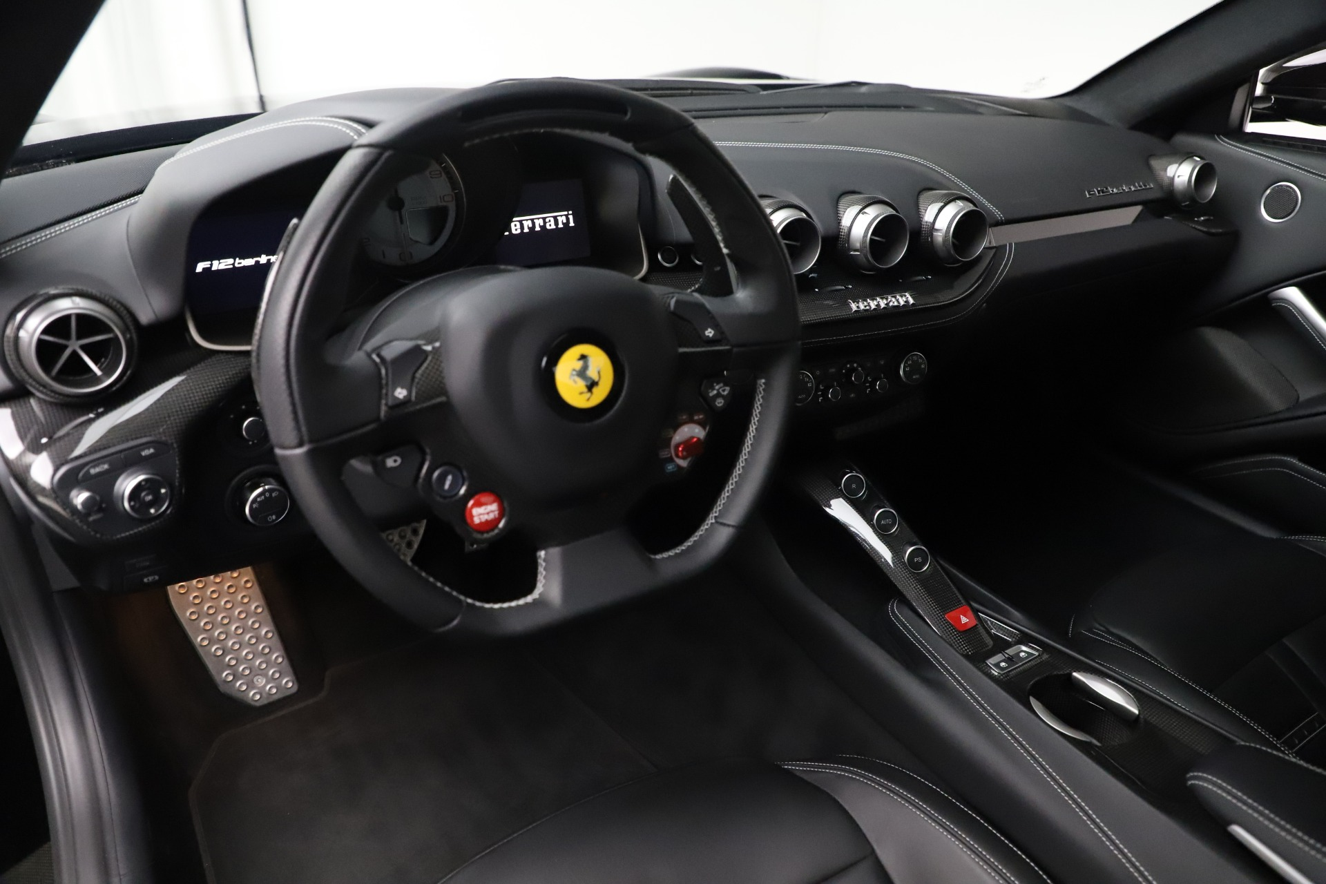 Used 2016 Ferrari F12 Berlinetta  For Sale In Greenwich, CT 1008_p15