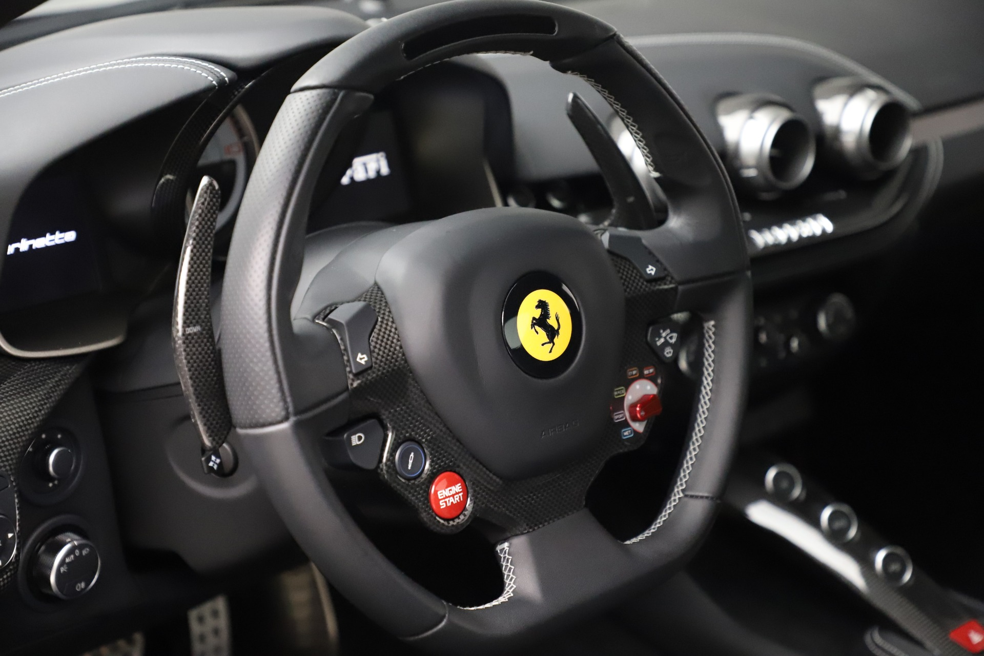 Used 2016 Ferrari F12 Berlinetta  For Sale In Greenwich, CT 1008_p17