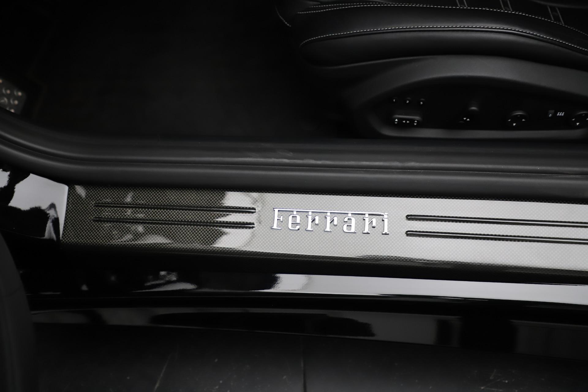 Used 2016 Ferrari F12 Berlinetta  For Sale In Greenwich, CT 1008_p23
