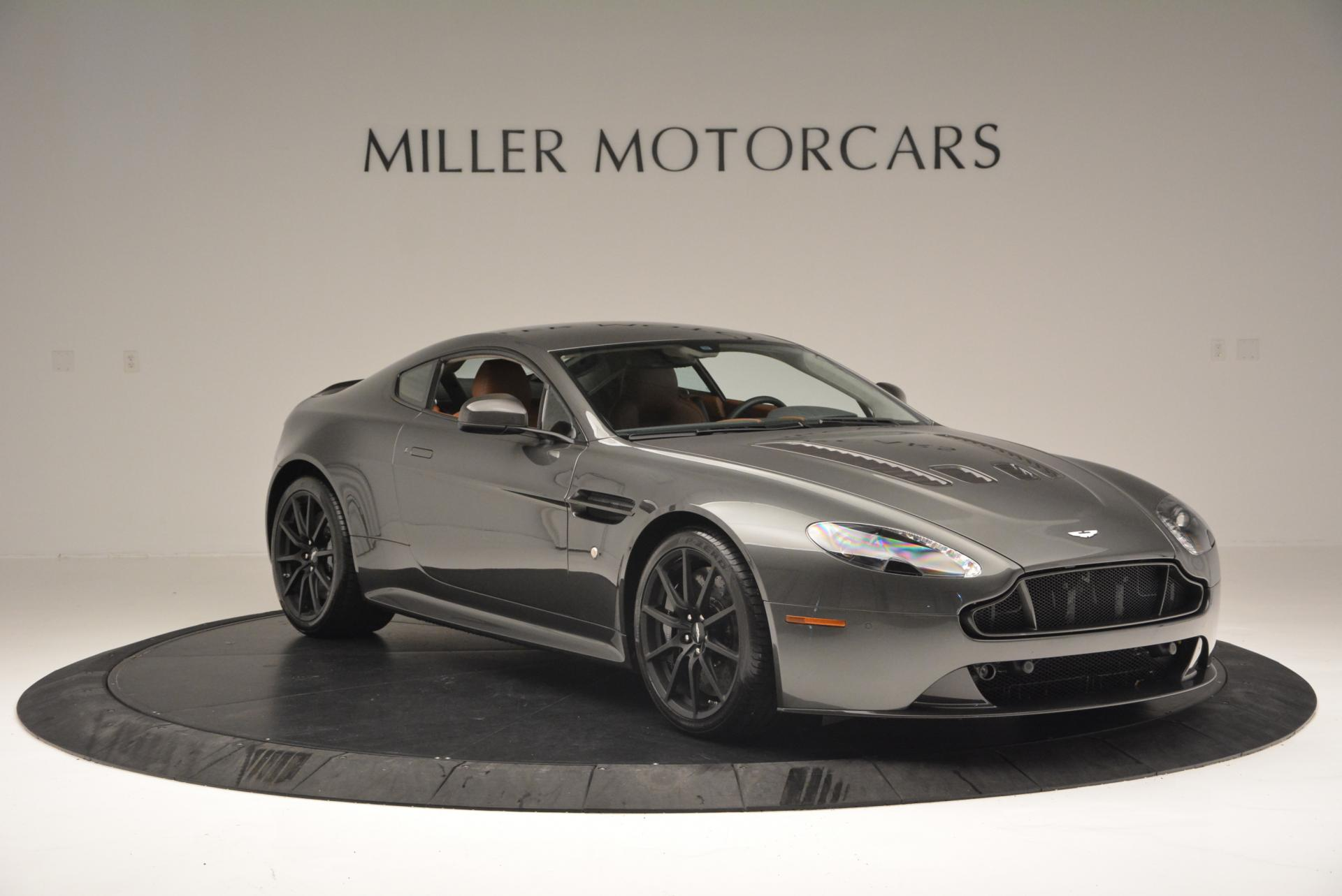 Used 2015 Aston Martin V12 Vantage S  For Sale In Greenwich, CT 101_p11