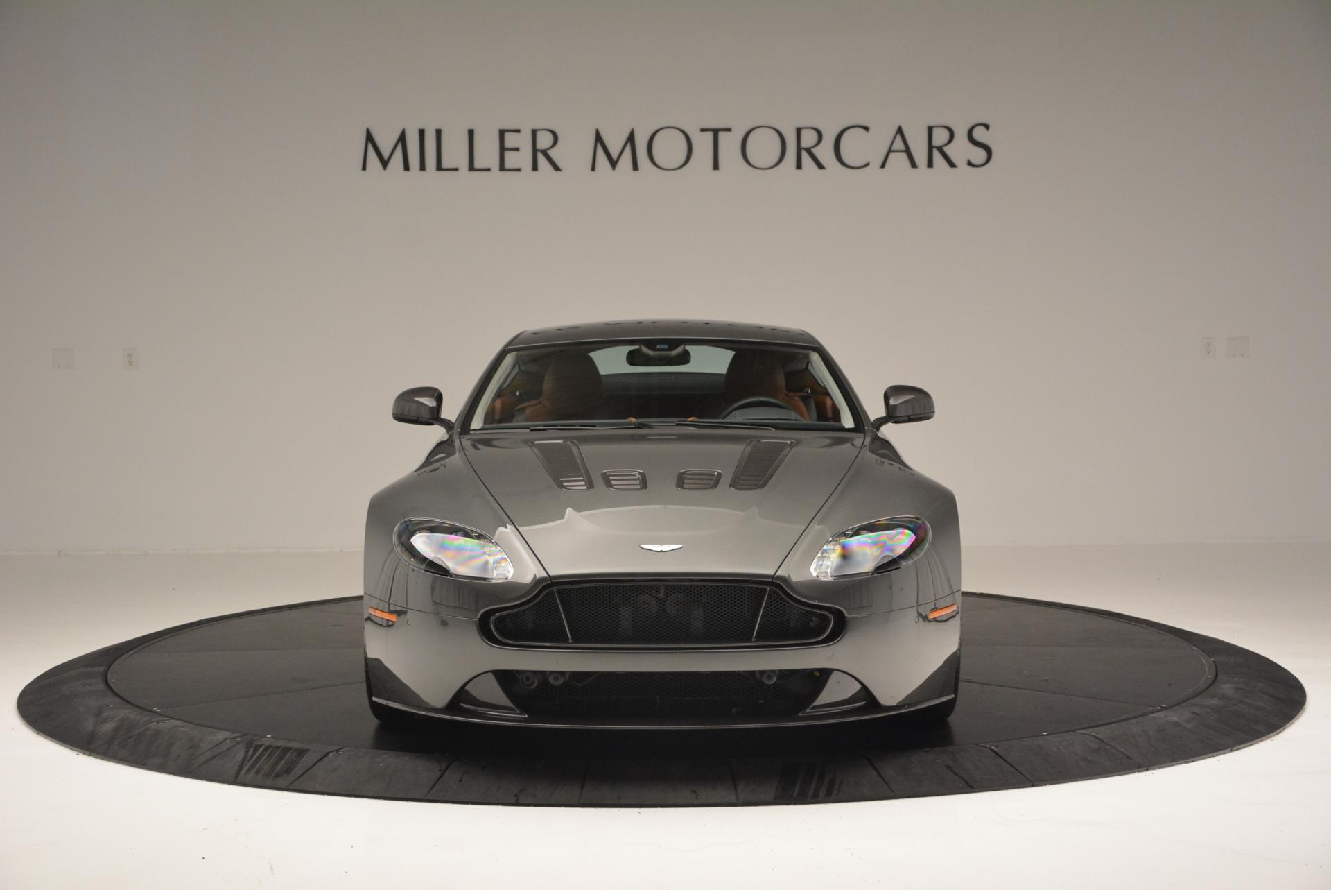 Used 2015 Aston Martin V12 Vantage S  For Sale In Greenwich, CT 101_p12