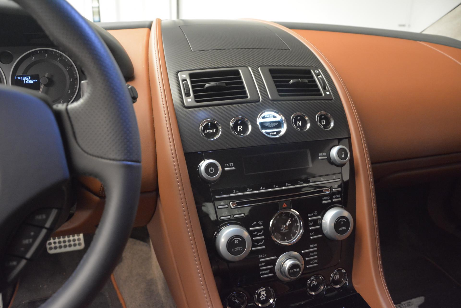 Used 2015 Aston Martin V12 Vantage S  For Sale In Greenwich, CT 101_p18