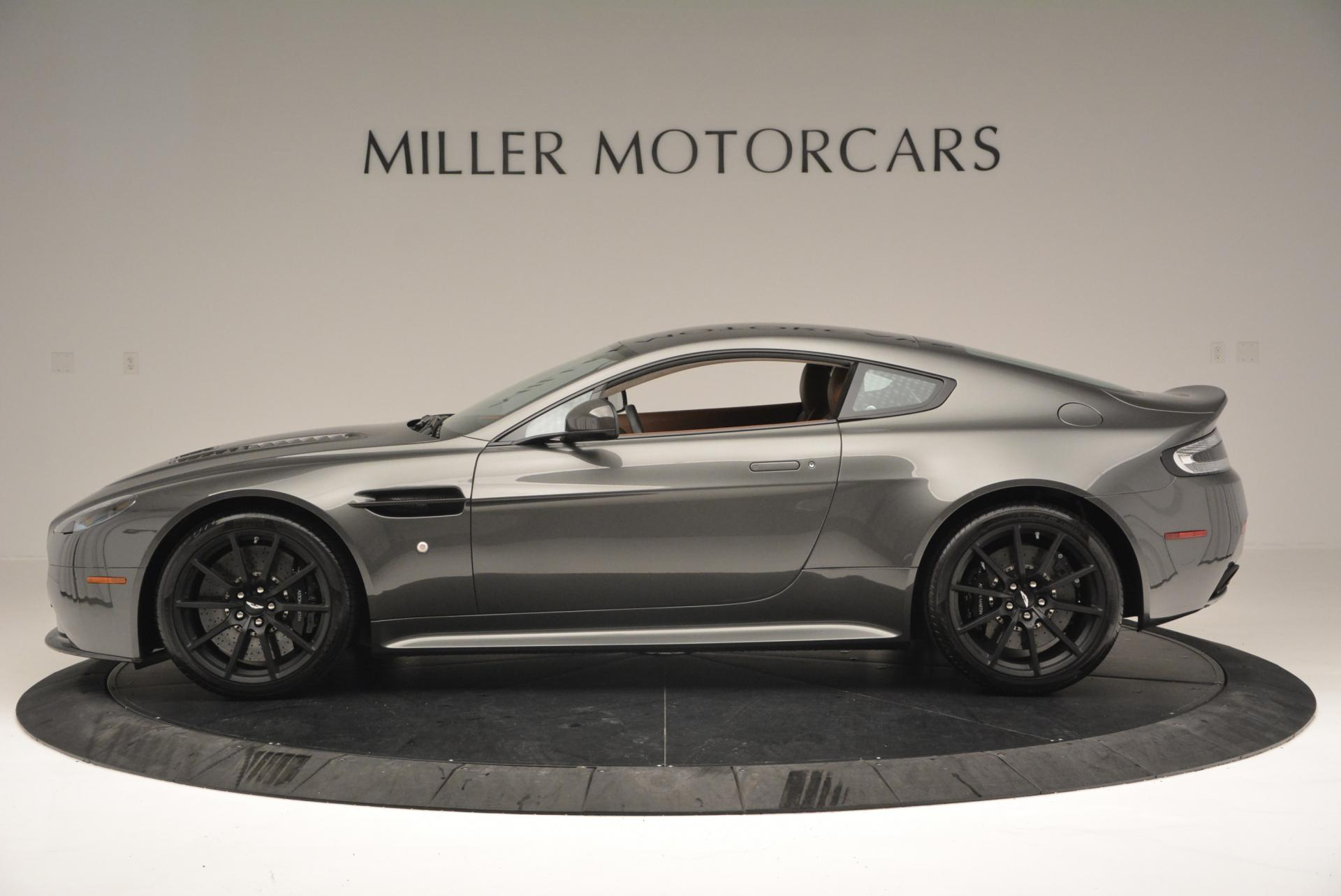 Used 2015 Aston Martin V12 Vantage S  For Sale In Greenwich, CT 101_p3