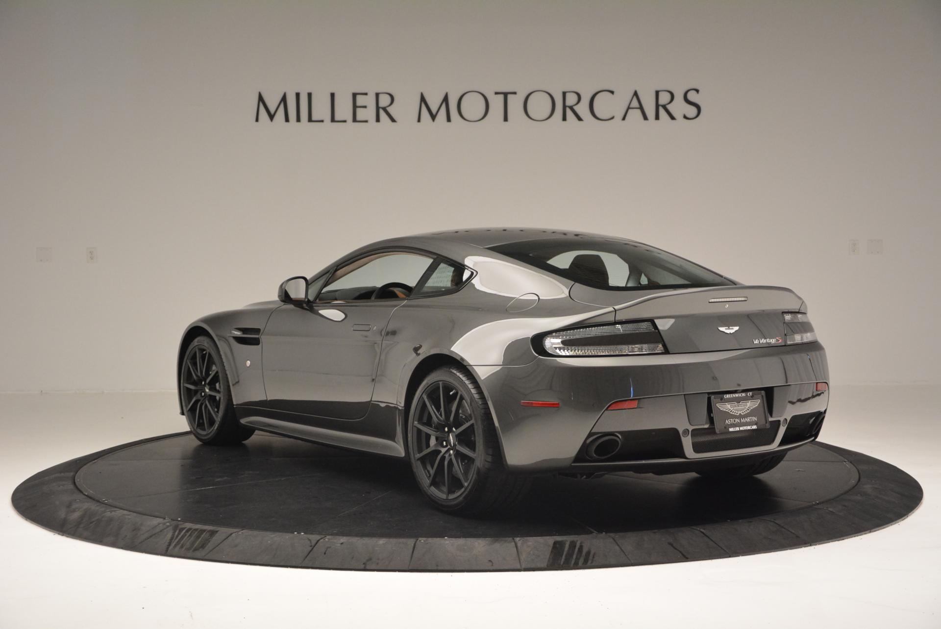 Used 2015 Aston Martin V12 Vantage S  For Sale In Greenwich, CT 101_p5