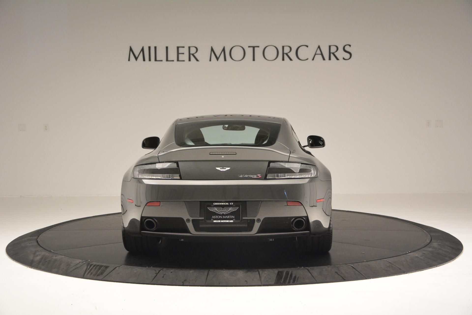 Used 2015 Aston Martin V12 Vantage S  For Sale In Greenwich, CT 101_p6