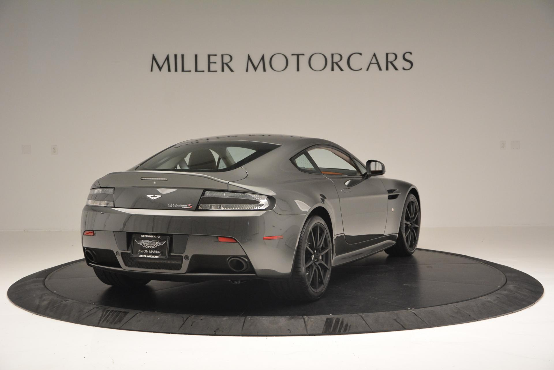 Used 2015 Aston Martin V12 Vantage S  For Sale In Greenwich, CT 101_p7