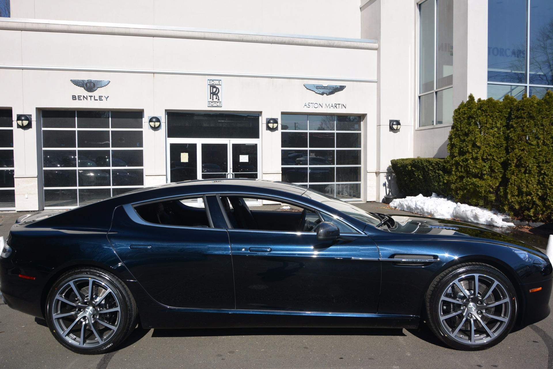 New 2017 Aston Martin Rapide S Shadow Edition For Sale In Greenwich, CT 1011_p26