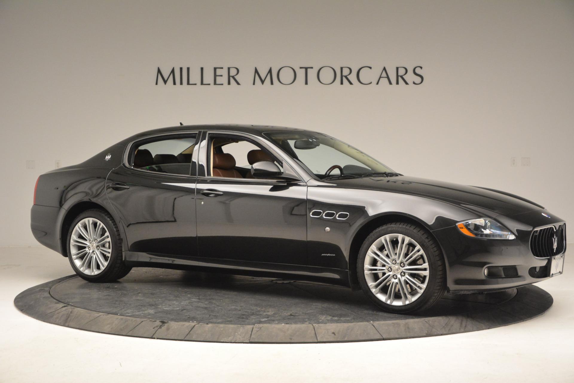 Used 2013 Maserati Quattroporte S For Sale In Greenwich, CT 1012_p10