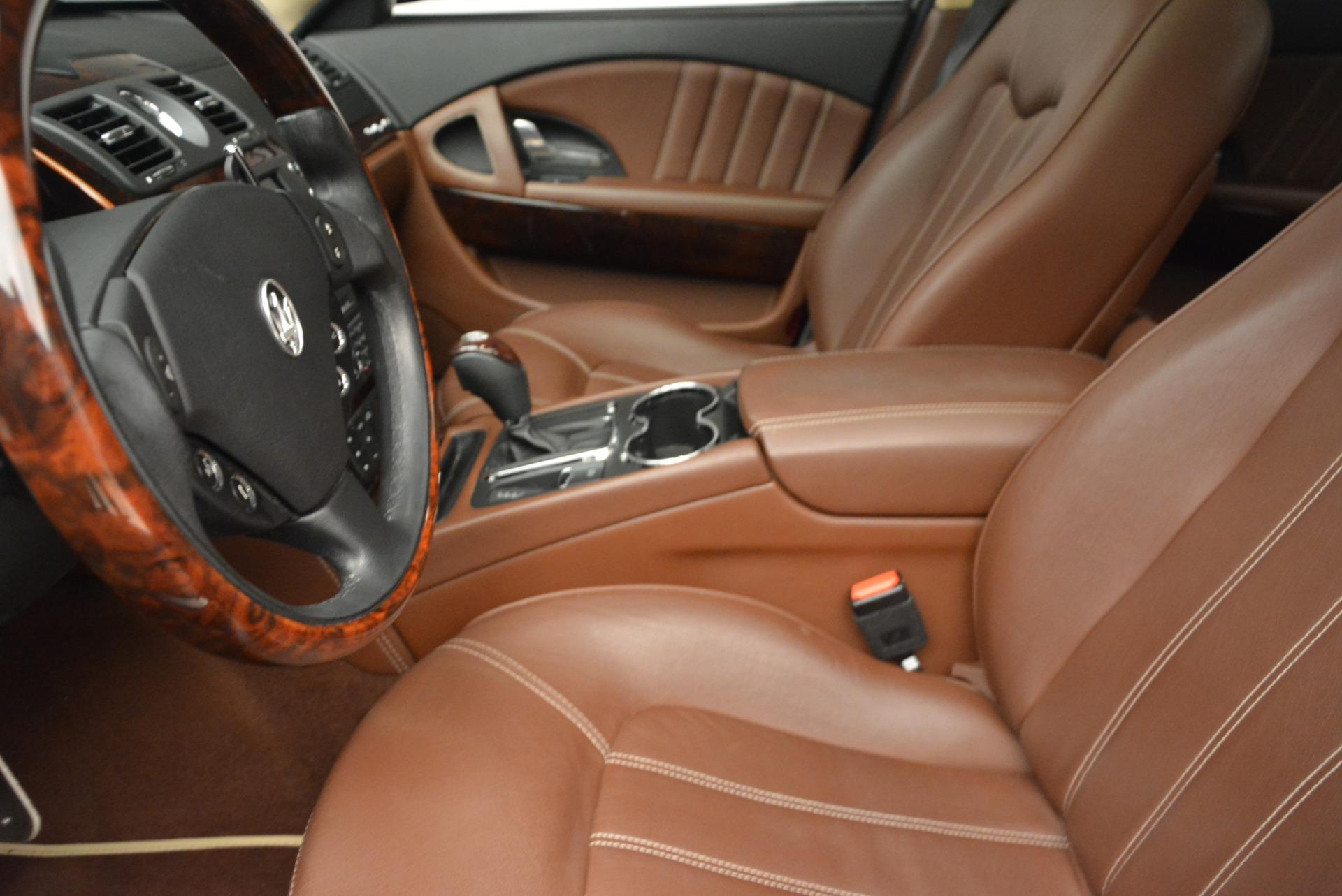 Used 2013 Maserati Quattroporte S For Sale In Greenwich, CT 1012_p14